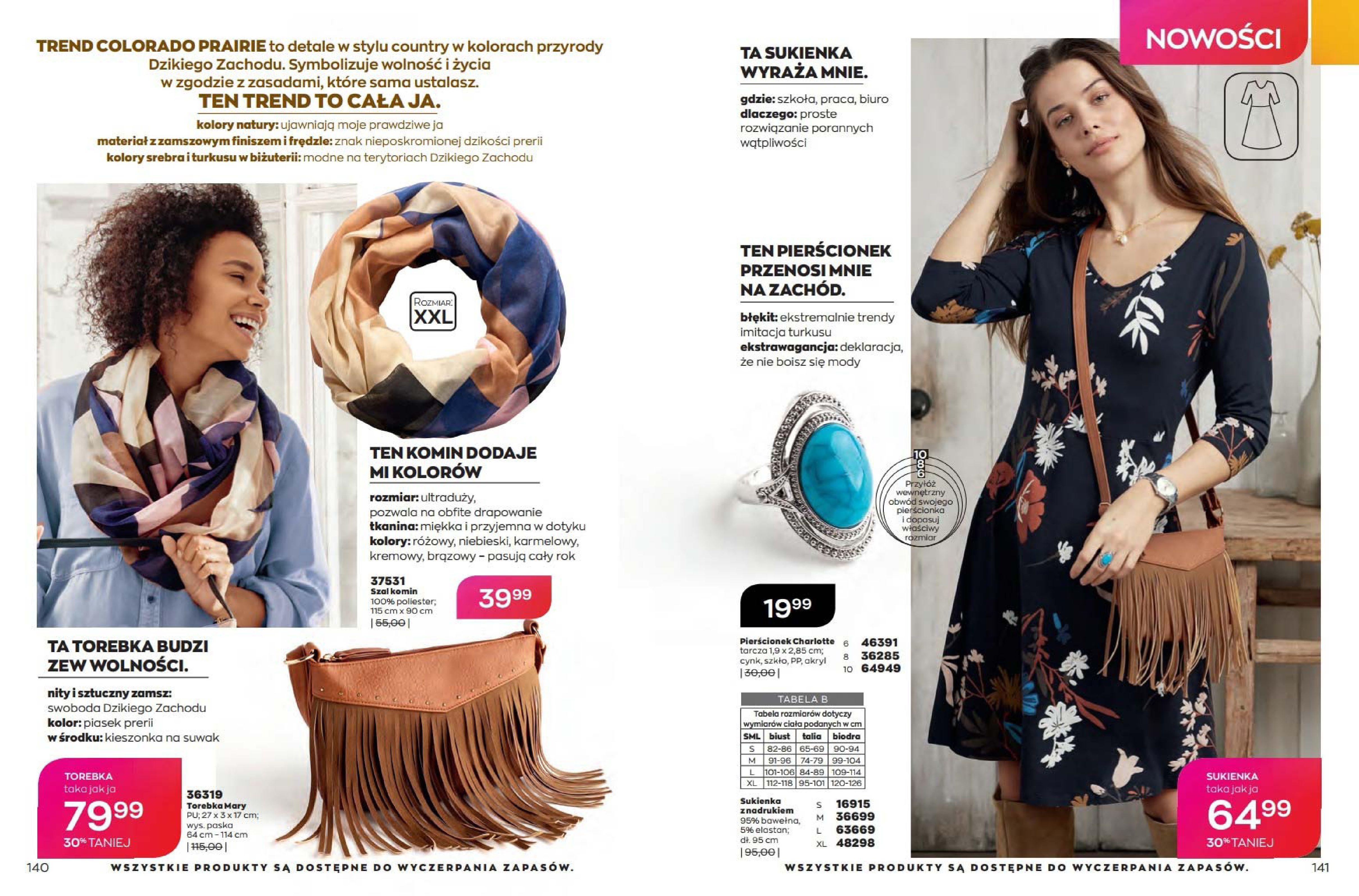 Gazetka Avon: Katalog Avon Sierpień 2021 2021-08-01 page-71
