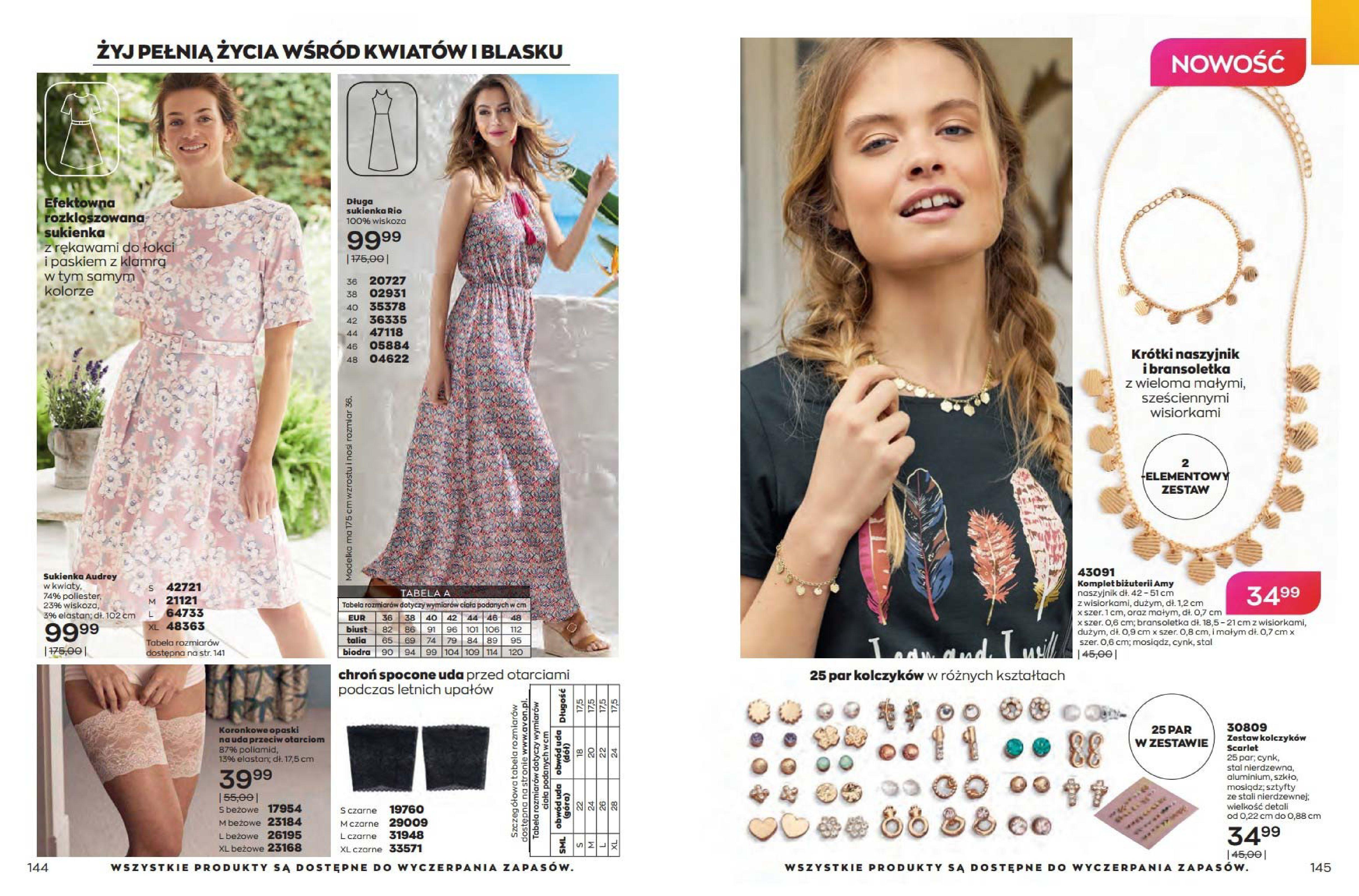 Gazetka Avon: Katalog Avon Sierpień 2021 2021-08-01 page-73