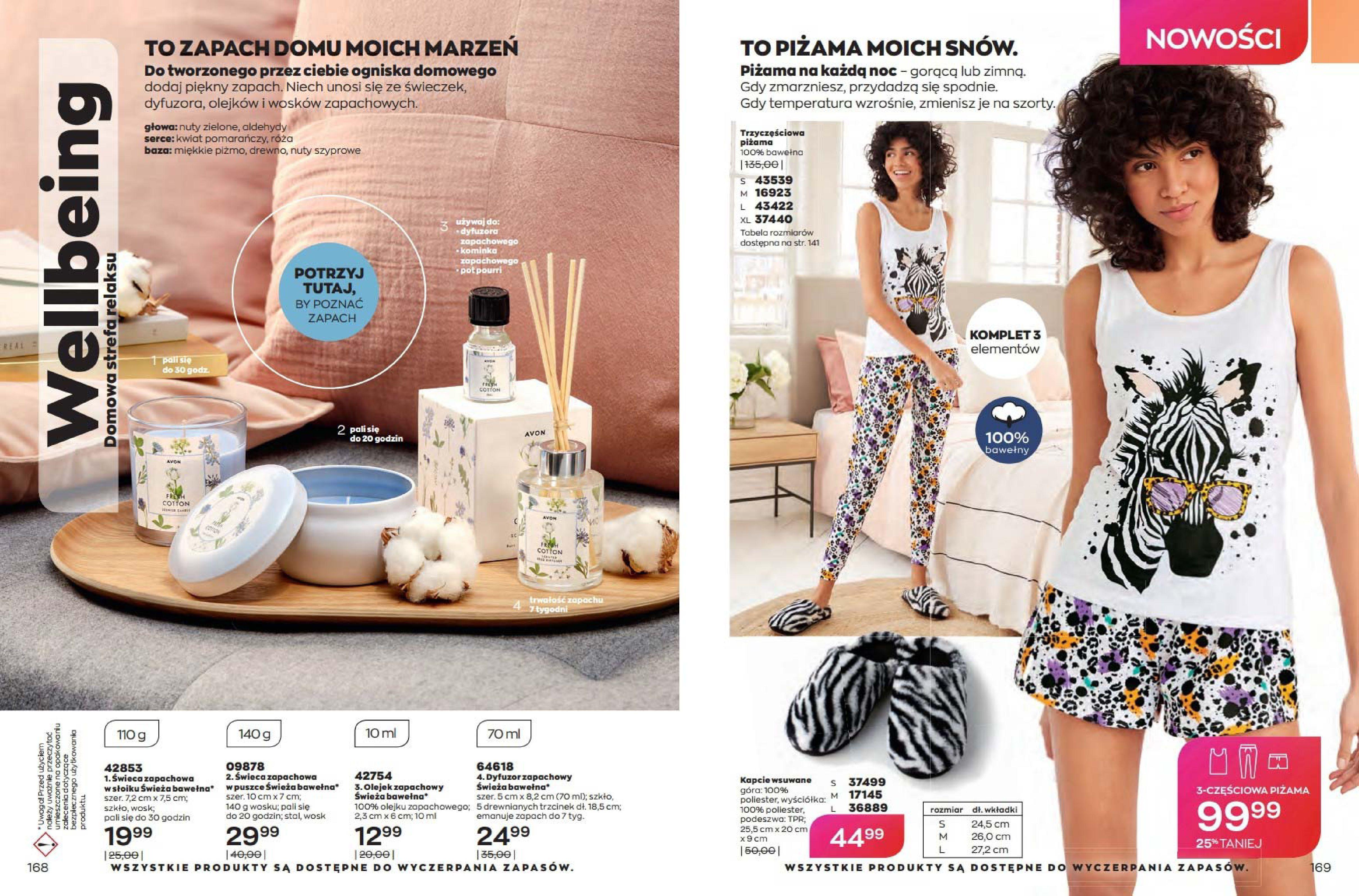 Gazetka Avon: Katalog Avon Sierpień 2021 2021-08-01 page-85