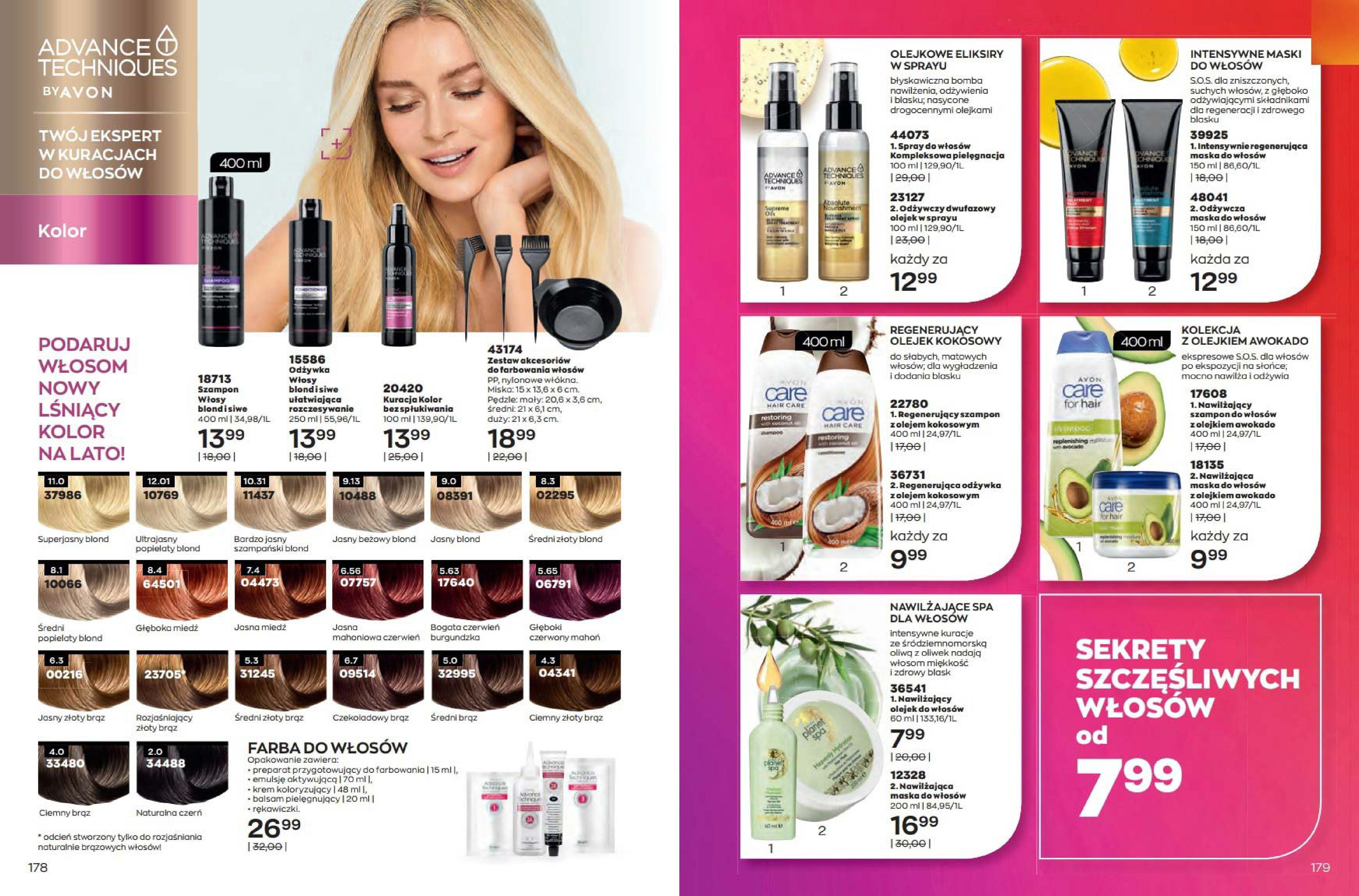 Gazetka Avon: Katalog Avon Sierpień 2021 2021-08-01 page-90