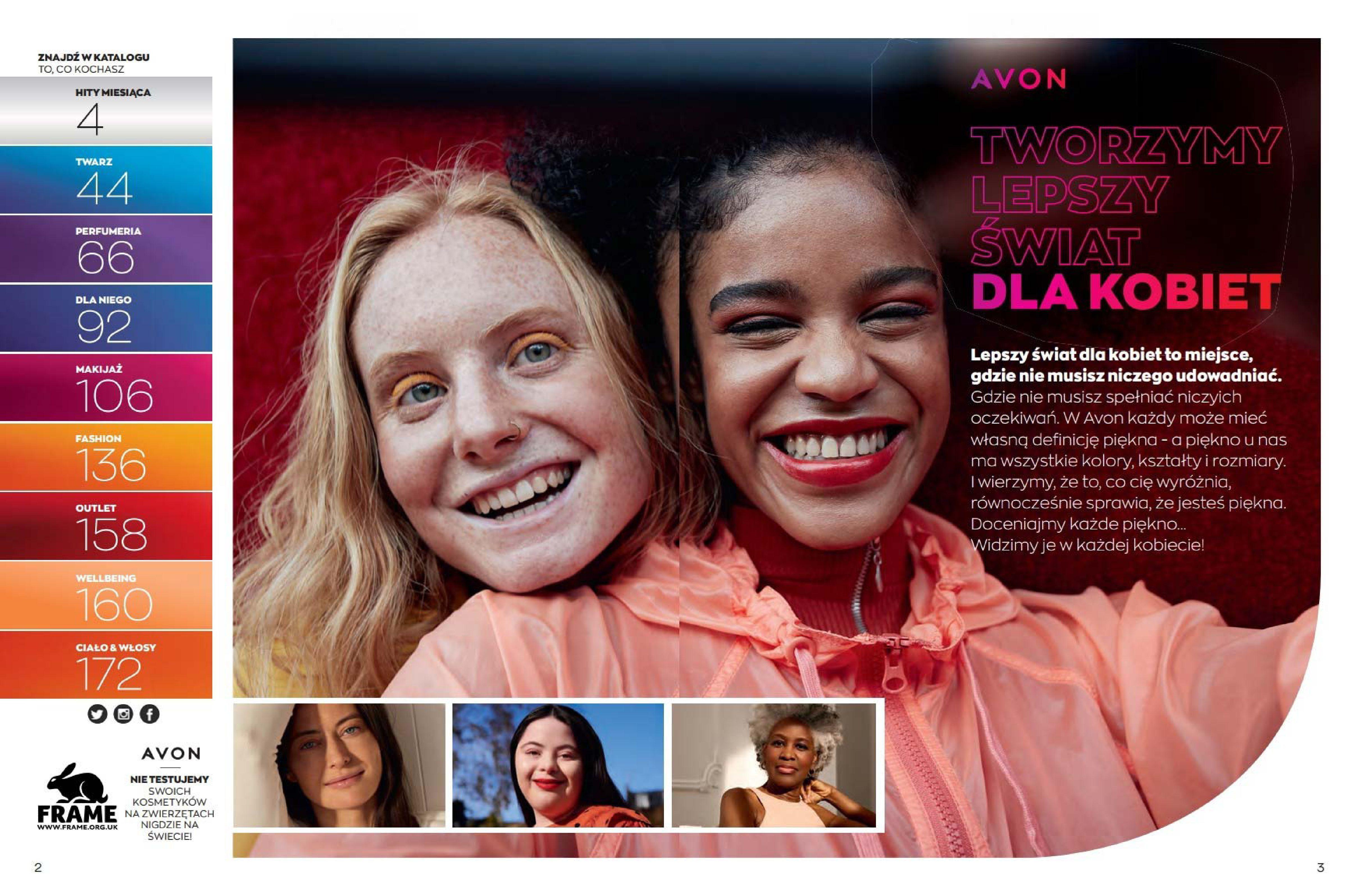 Gazetka Avon: Katalog Avon Sierpień 2021 2021-08-01 page-2