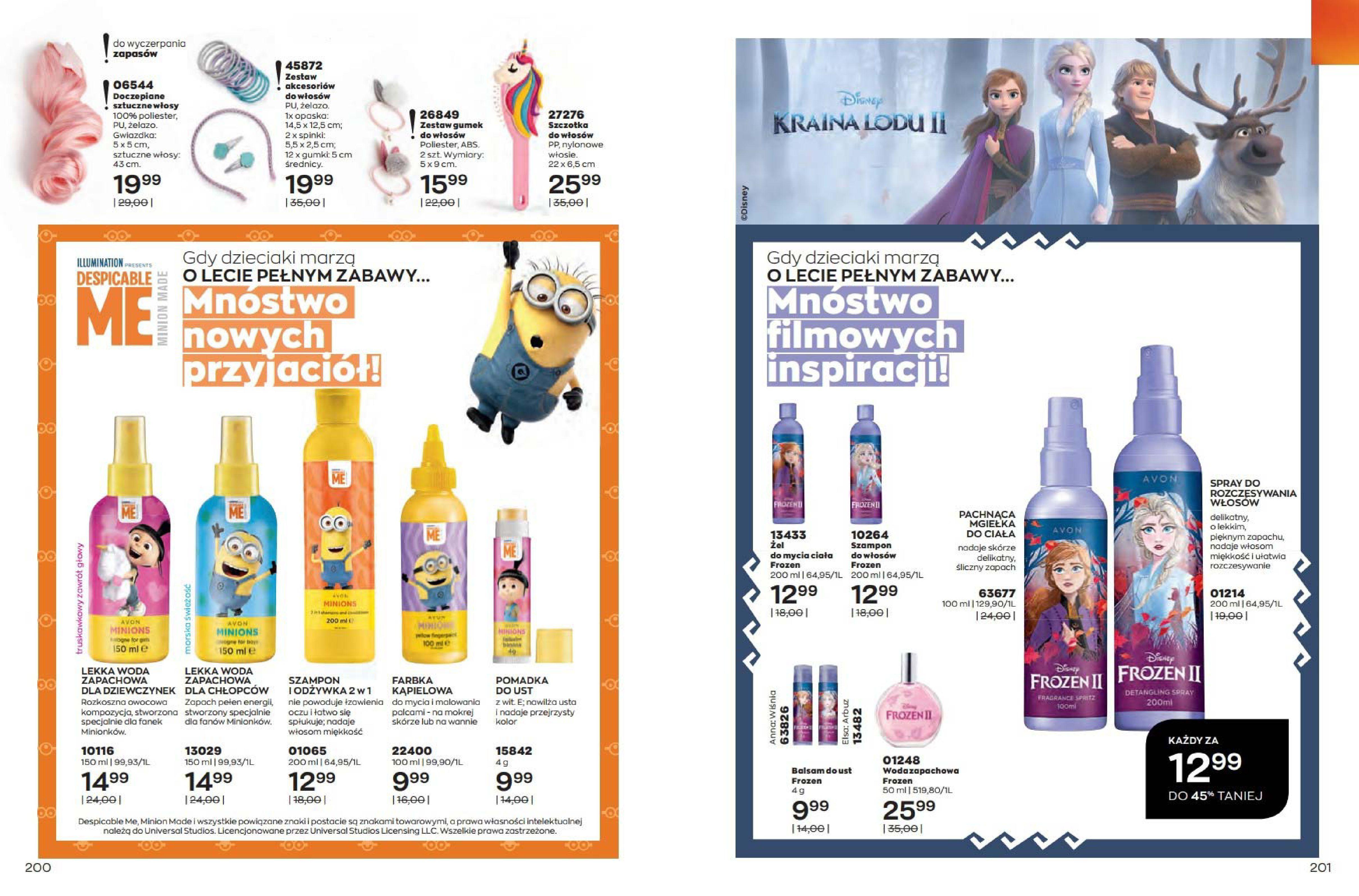 Gazetka Avon: Katalog Avon Sierpień 2021 2021-08-01 page-101