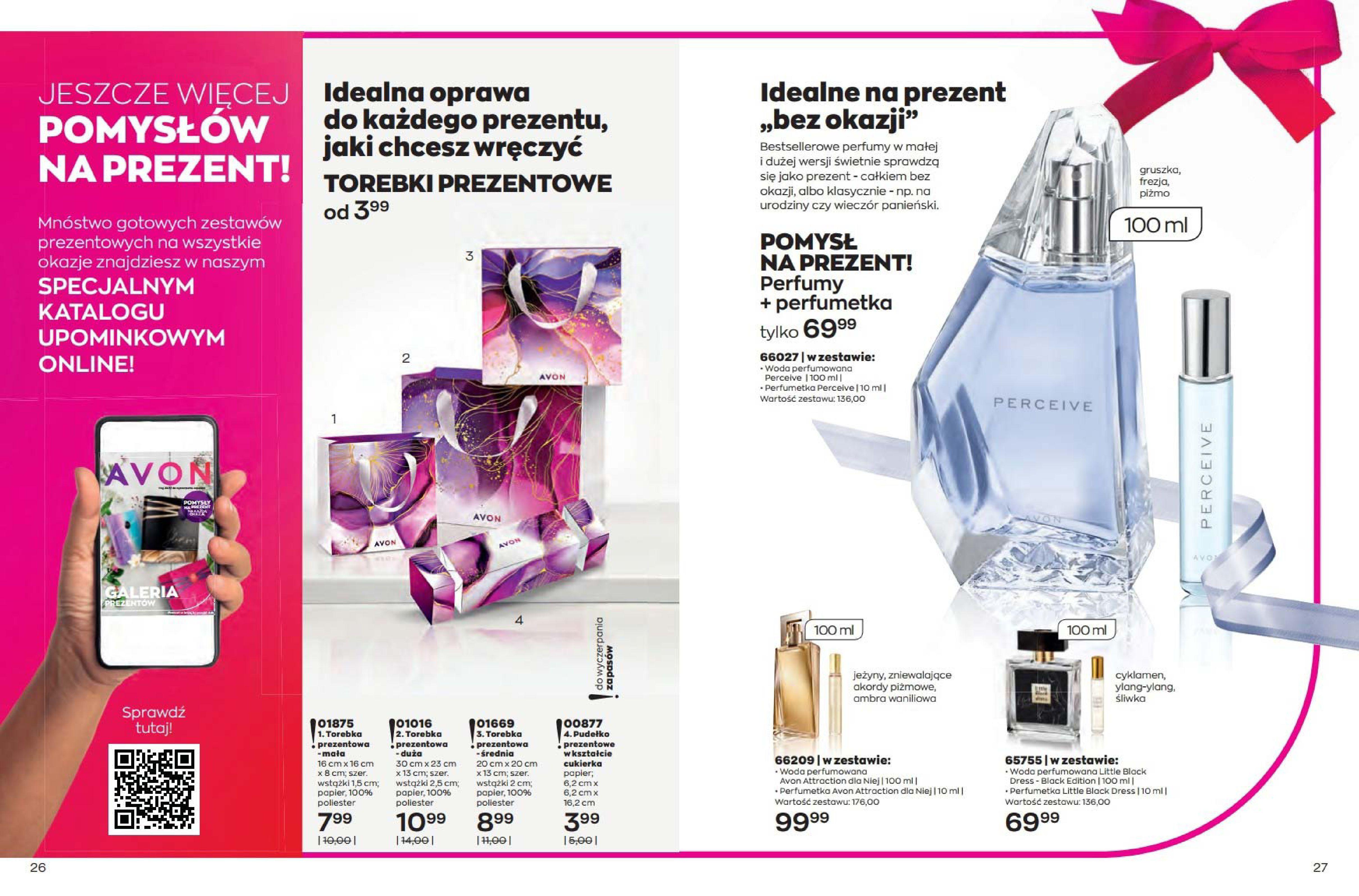 Gazetka Avon: Katalog Avon Sierpień 2021 2021-08-01 page-14