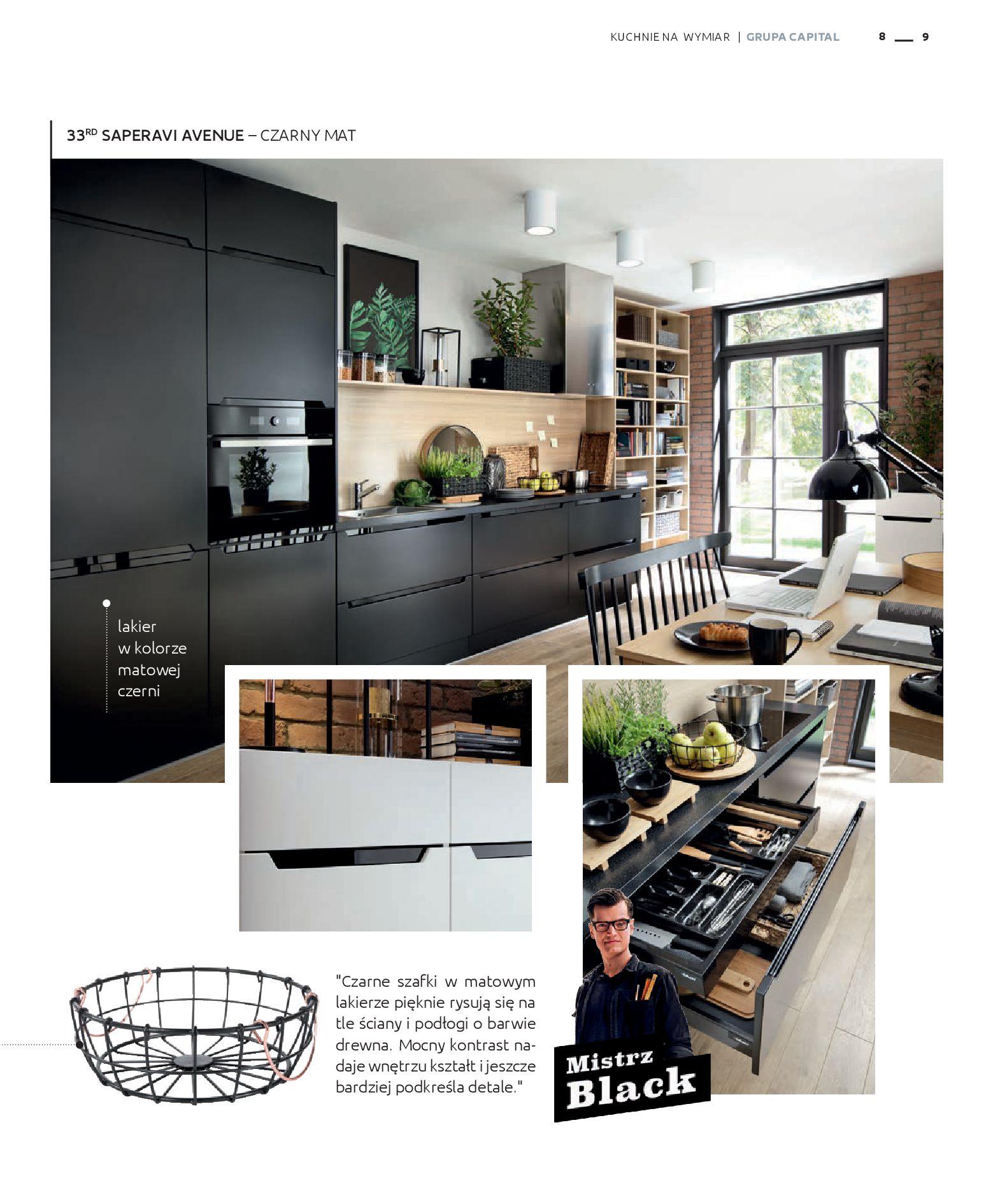 Gazetka Black Red White - Katalog - Kuchnie na wymiar-31.12.2019-31.12.2020-page-9