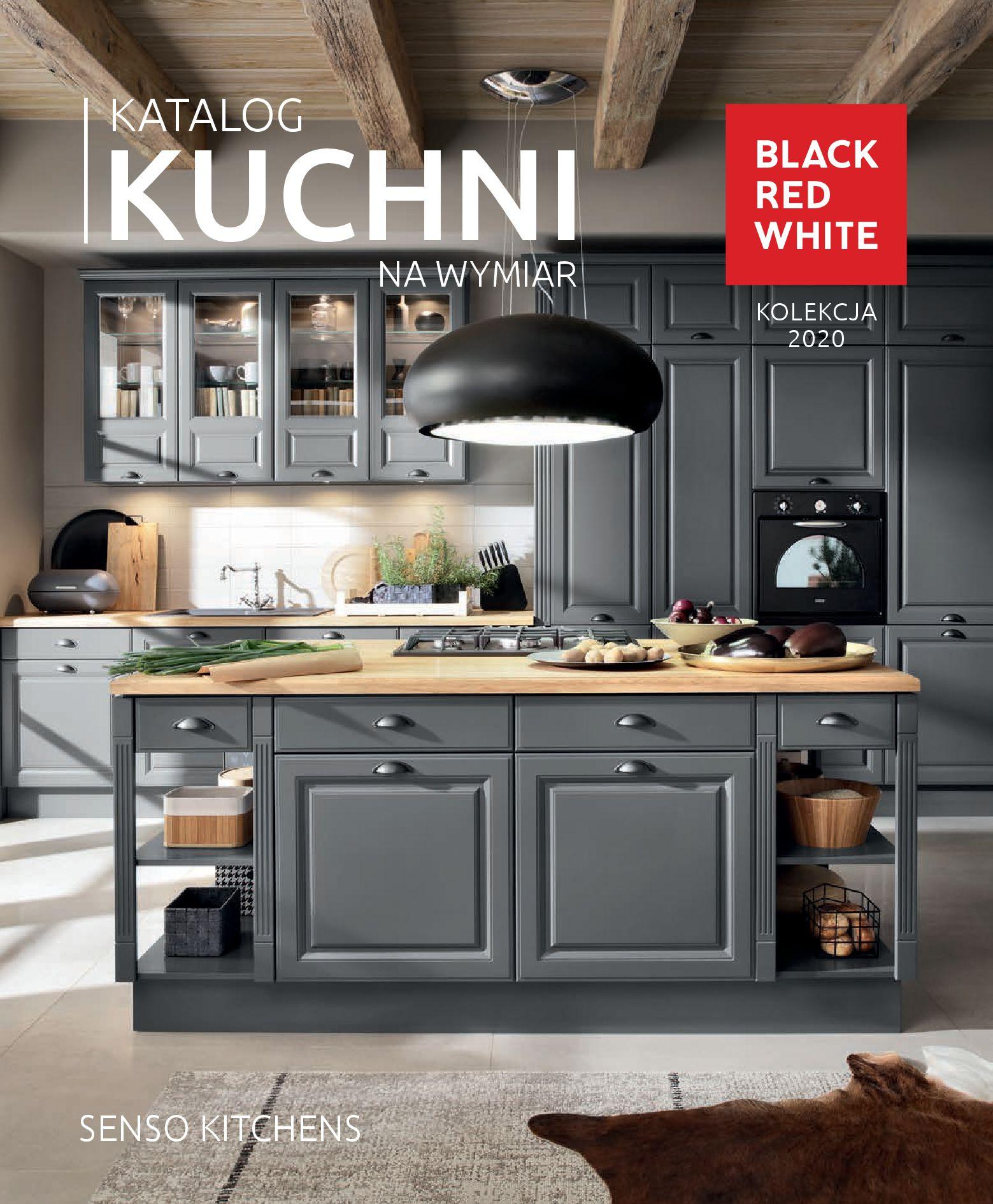 Gazetka Black Red White - Katalog - Kuchnie na wymiar-31.12.2019-31.12.2020-page-1