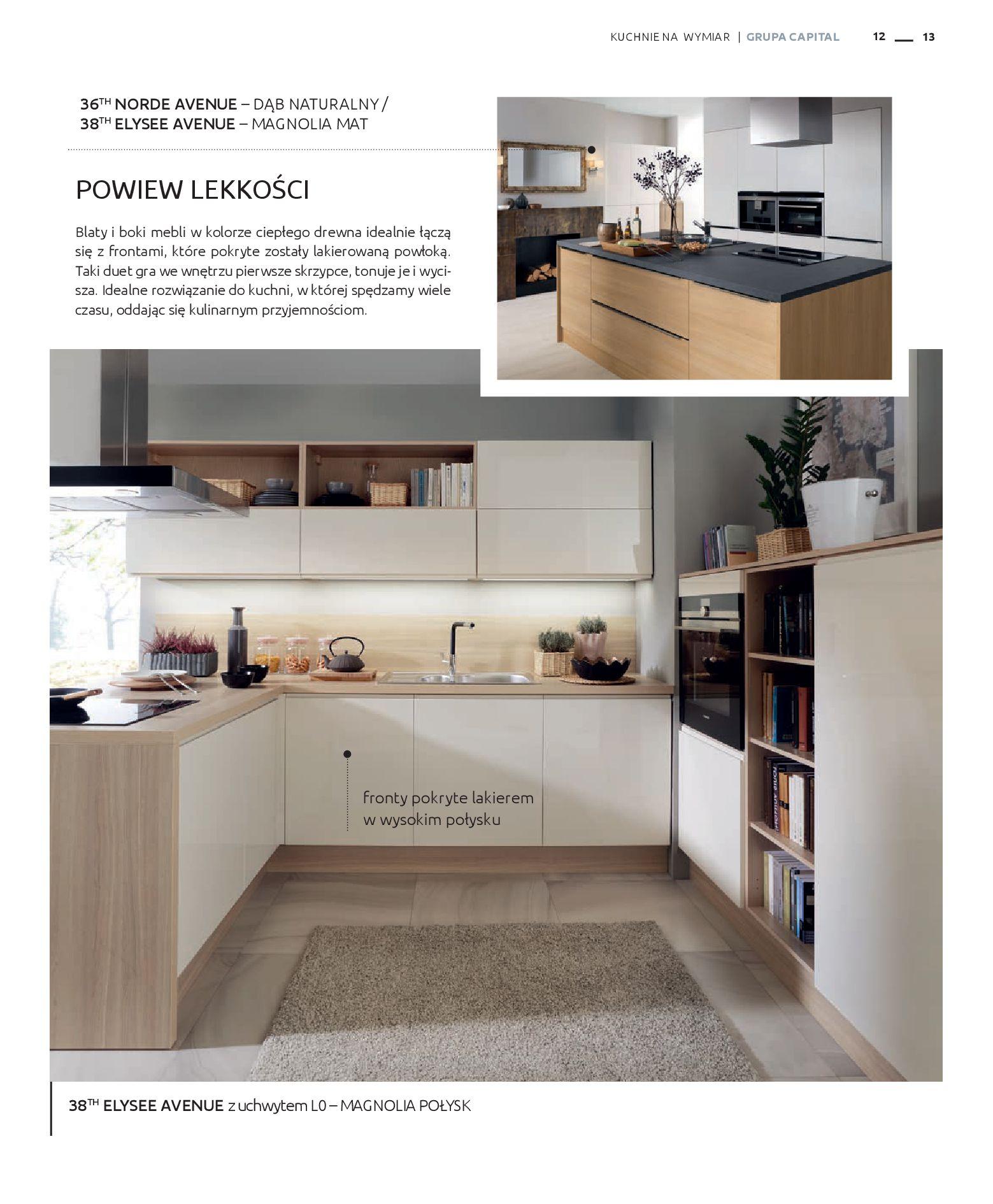 Gazetka Black Red White - Katalog - Kuchnie na wymiar-31.12.2019-31.12.2020-page-13