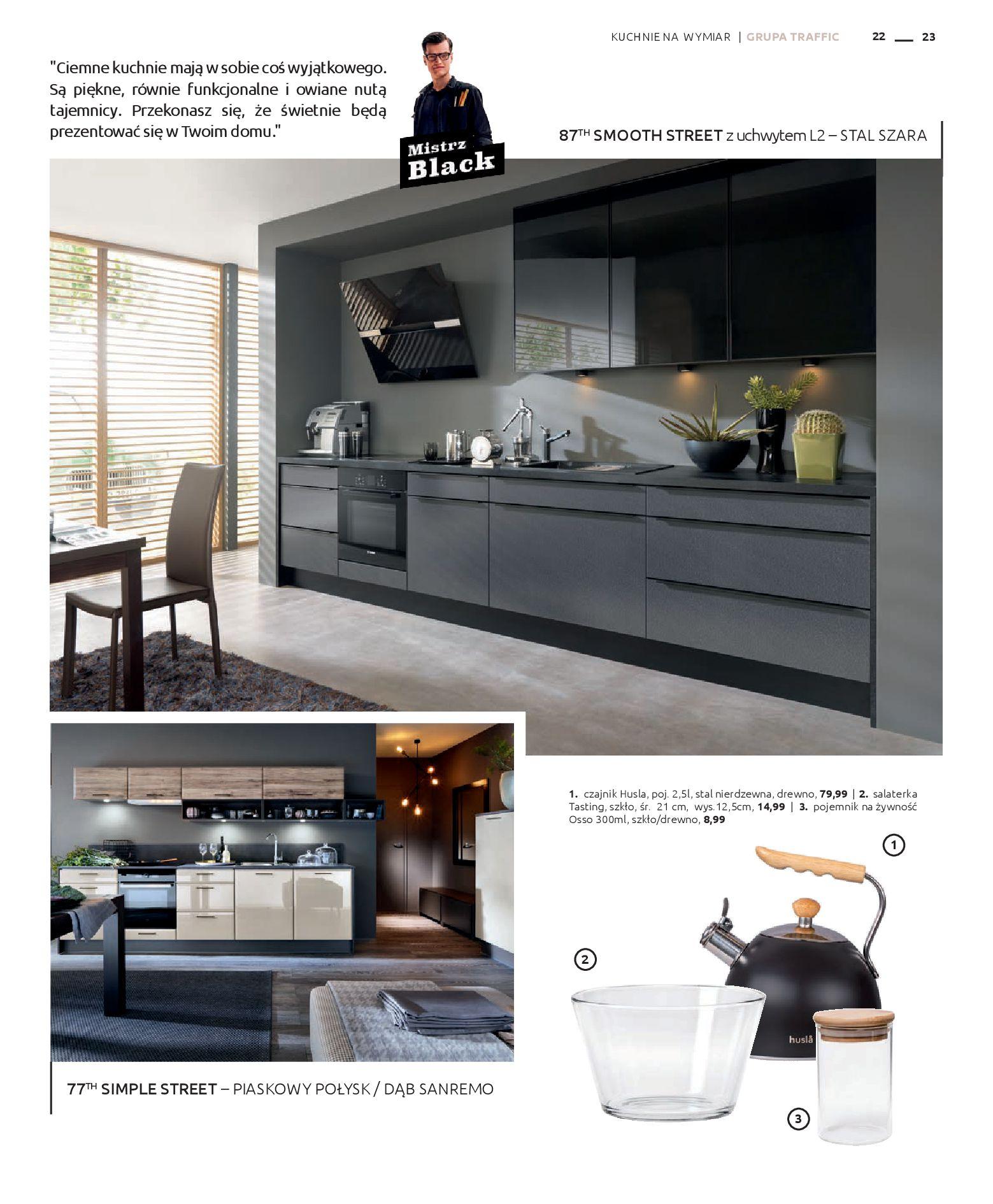 Gazetka Black Red White - Katalog - Kuchnie na wymiar-31.12.2019-31.12.2020-page-23