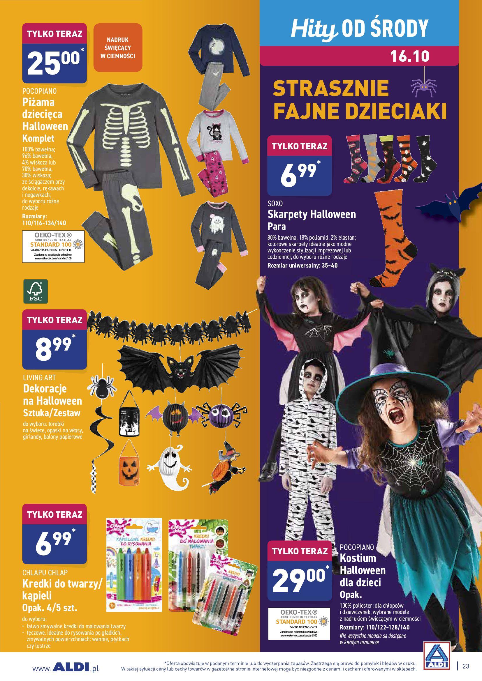 Gazetka Aldi - Okazje tygodnia od 14.10-13.10.2019-20.10.2019-page-23