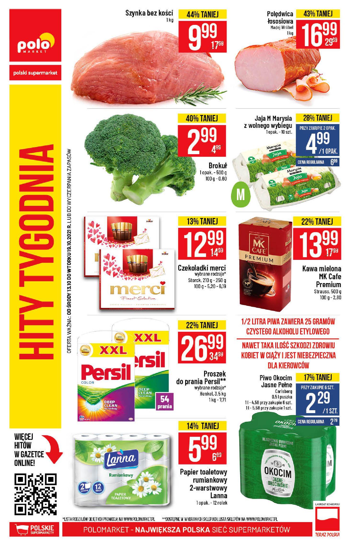 Gazetka Polomarket: Hity tygodnia od 13.01 2021-01-13 page-42