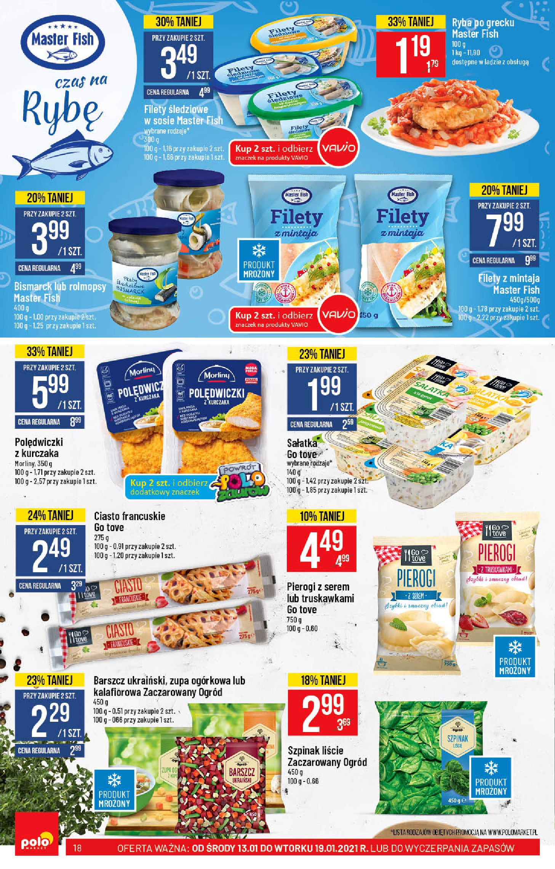 Gazetka Polomarket: Hity tygodnia od 13.01 2021-01-13 page-18