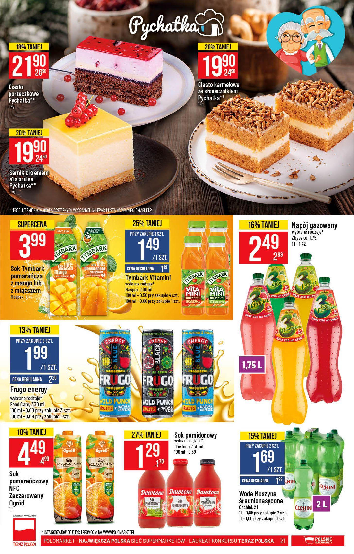 Gazetka Polomarket: Hity tygodnia od 13.01 2021-01-13 page-21