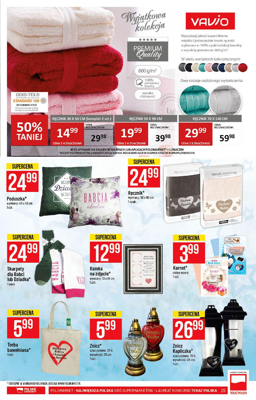 Gazetka Polomarket: Hity tygodnia od 13.01 2021-01-13 page-25