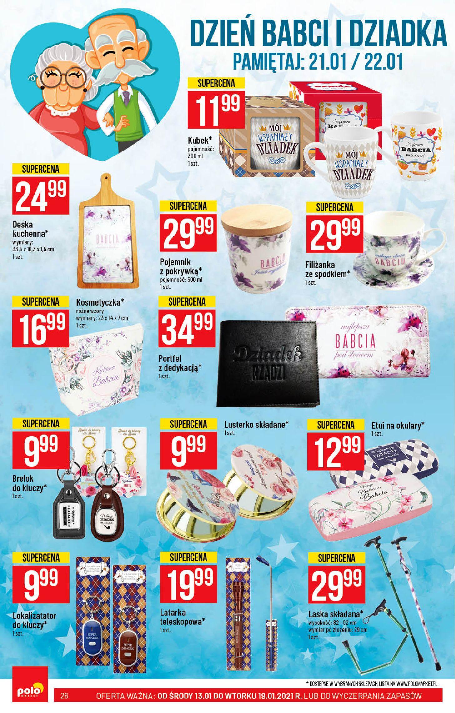Gazetka Polomarket: Hity tygodnia od 13.01 2021-01-13 page-26