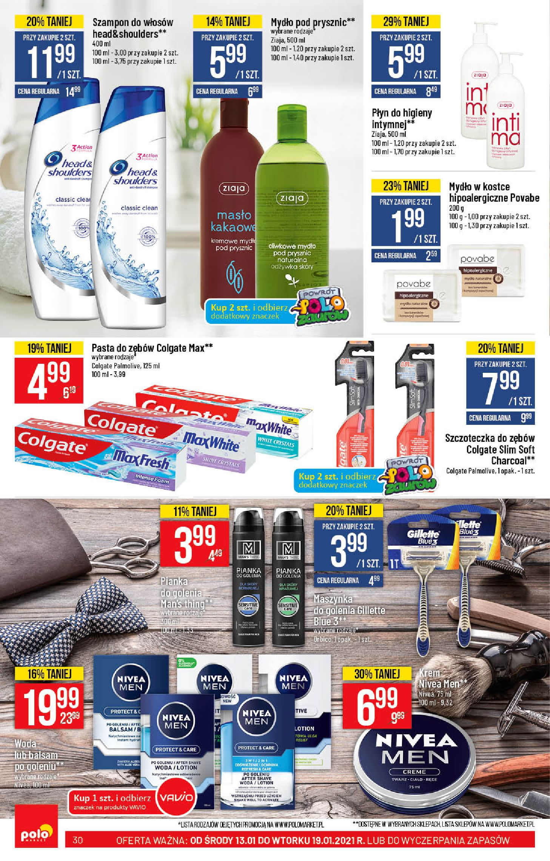 Gazetka Polomarket: Hity tygodnia od 13.01 2021-01-13 page-30
