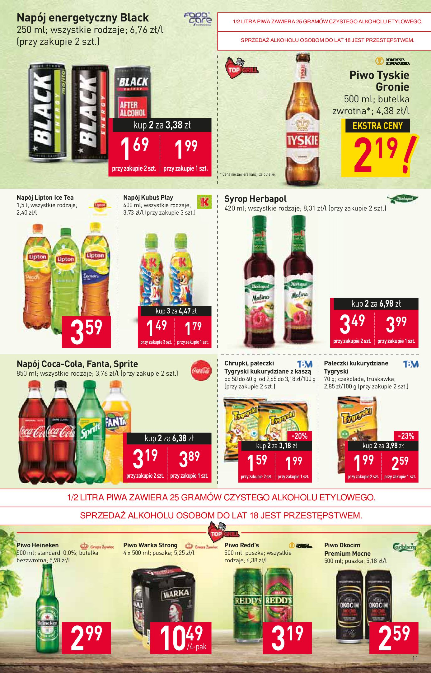 Gazetka Stokrotka Supermarket - W tym tygodniu-12.06.2019-18.06.2019-page-
