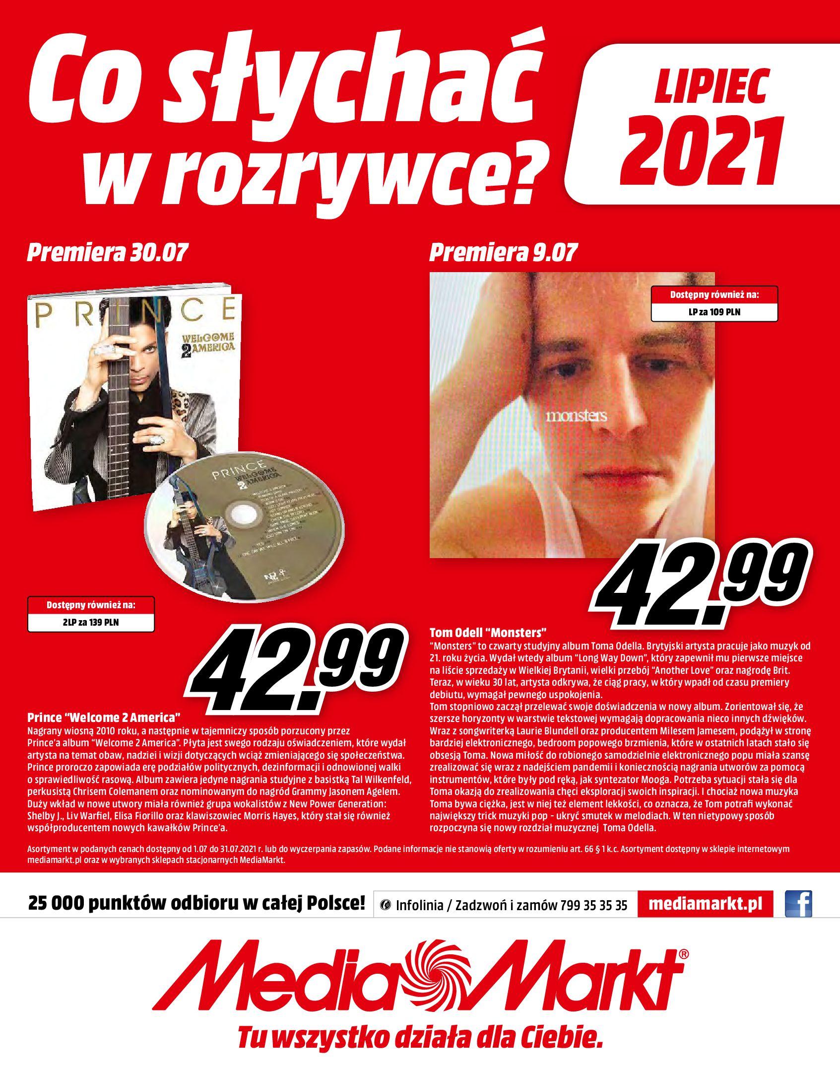 Gazetka Media Markt: Gazetka Media Markt - Lipiec 2021-07-01 page-16