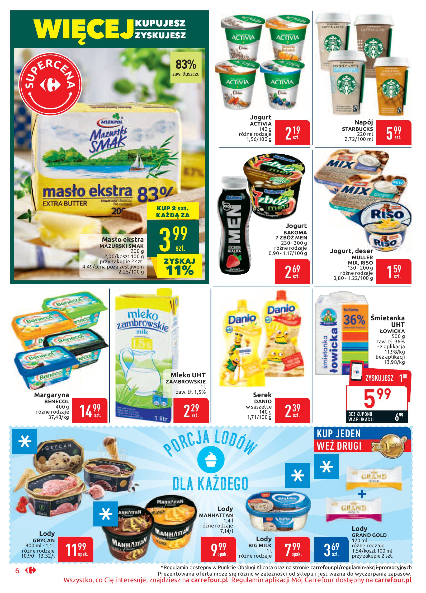 Gazetka Carrefour Market - Wszyscy zasługujemy na najlepsze-05.08.2019-17.08.2019-page-