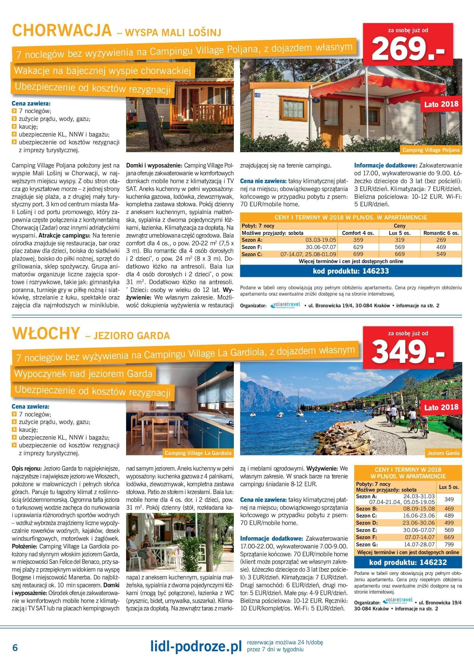 Gazetka Lidl - Lidl podróże-31.12.2017-28.01.2018-page-6