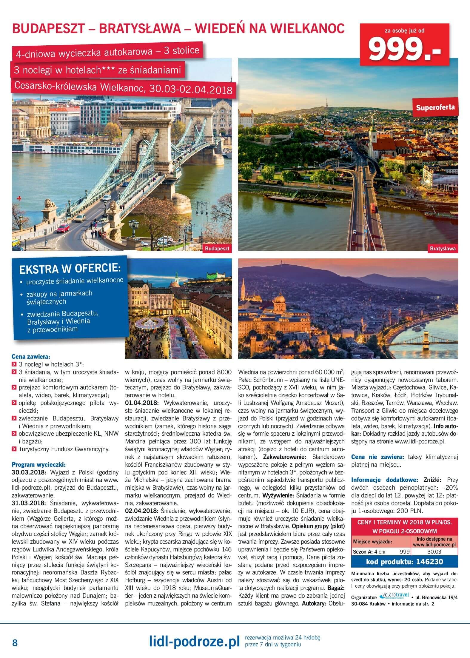 Gazetka Lidl - Lidl podróże-31.12.2017-28.01.2018-page-8