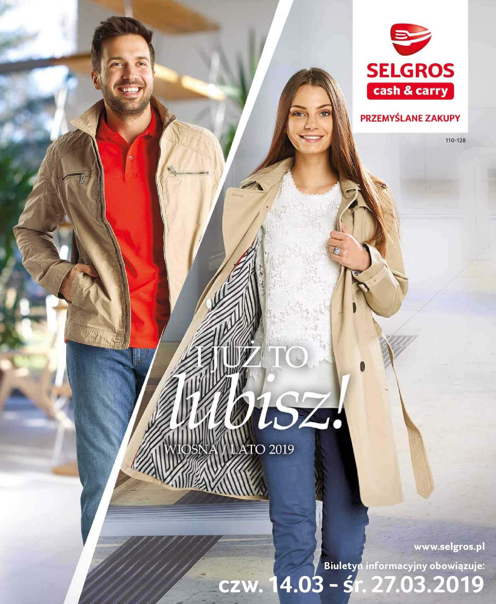 Gazetka Selgros - I już to lubisz!-13.03.2019-27.03.2019-page-