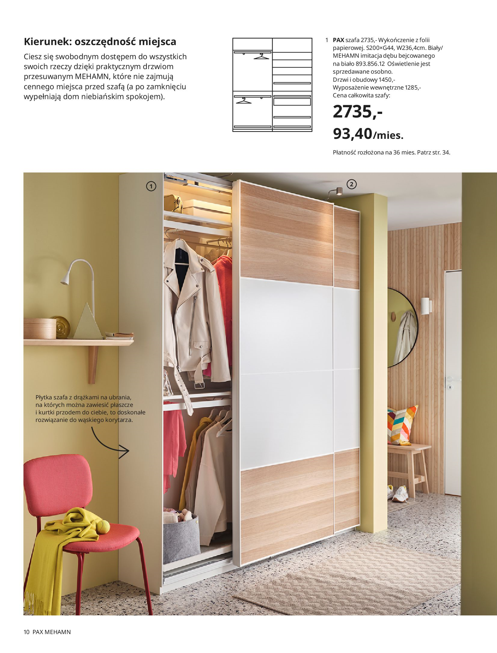 Gazetka IKEA: SZAFY 2021 2021-01-13 page-10