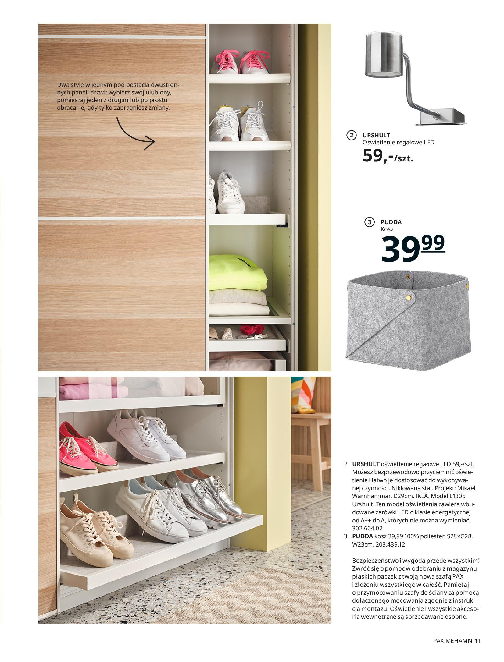 Gazetka IKEA: SZAFY 2021 2021-01-13 page-11