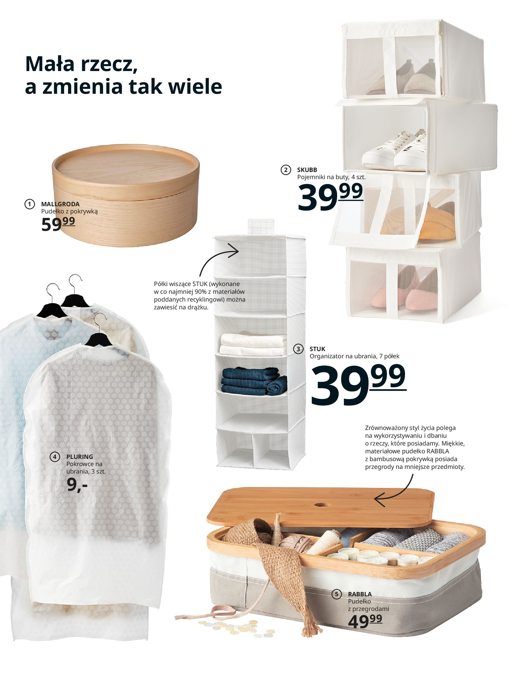 Gazetka IKEA: SZAFY 2021 2021-01-13 page-18