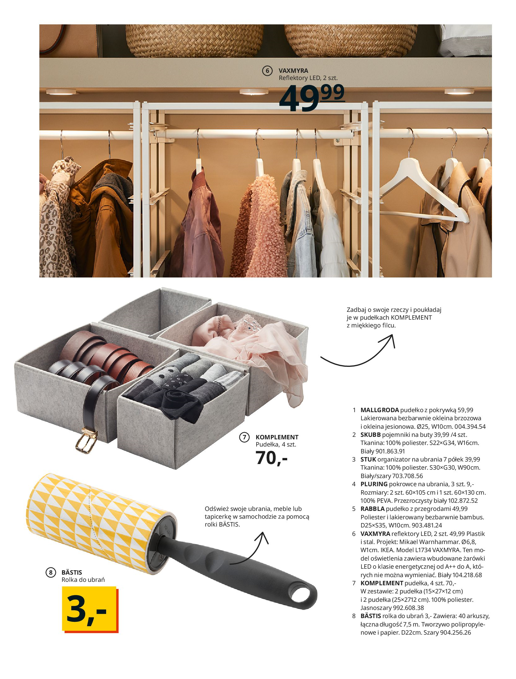 Gazetka IKEA: SZAFY 2021 2021-01-13 page-19