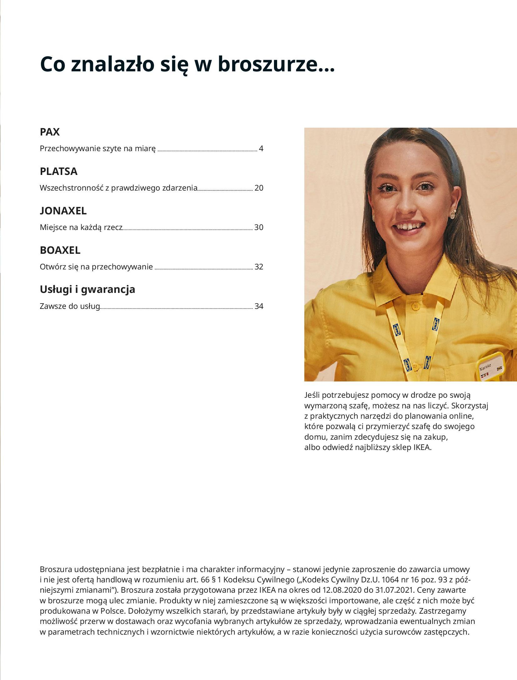 Gazetka IKEA: SZAFY 2021 2021-01-13 page-3