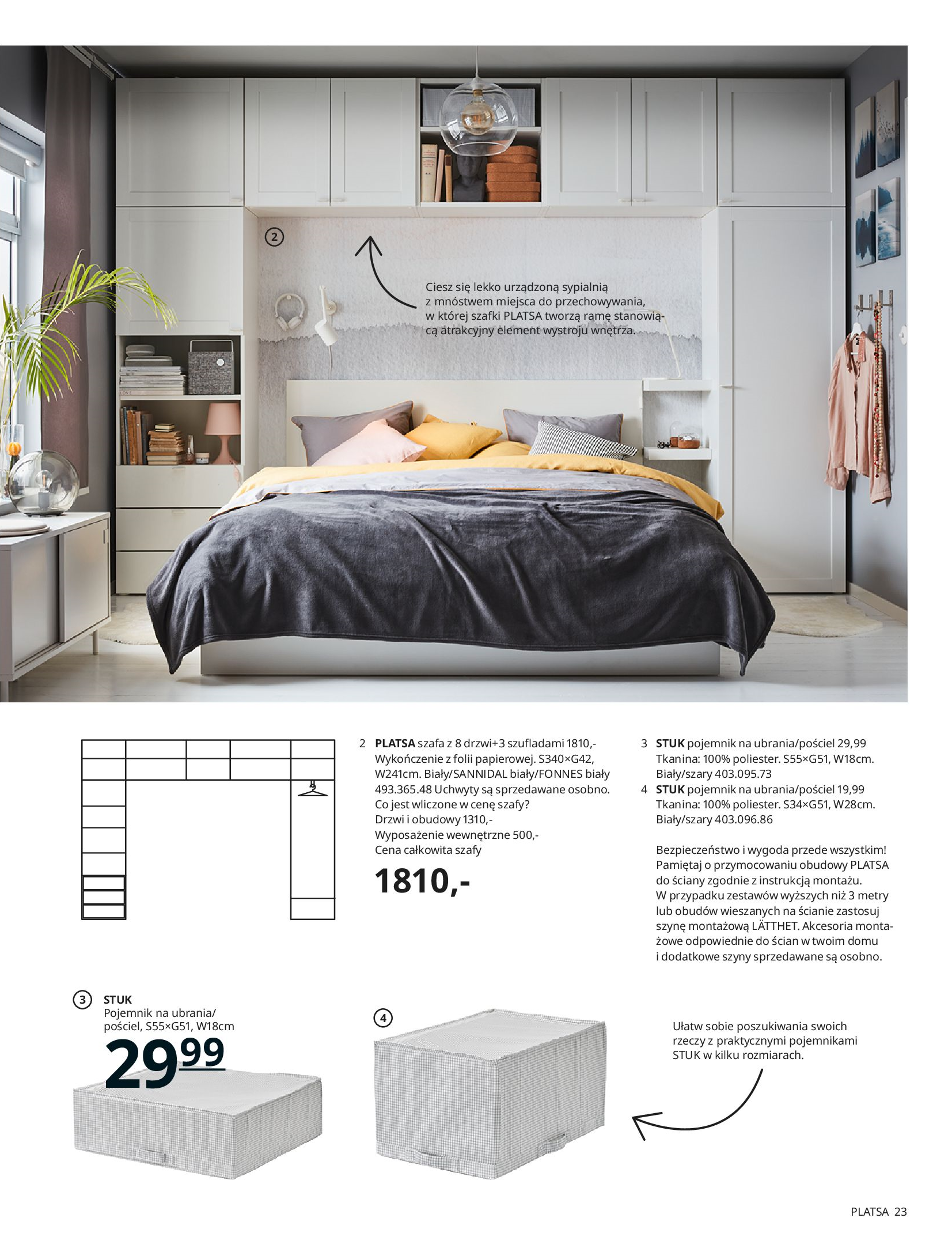 Gazetka IKEA: SZAFY 2021 2021-01-13 page-23