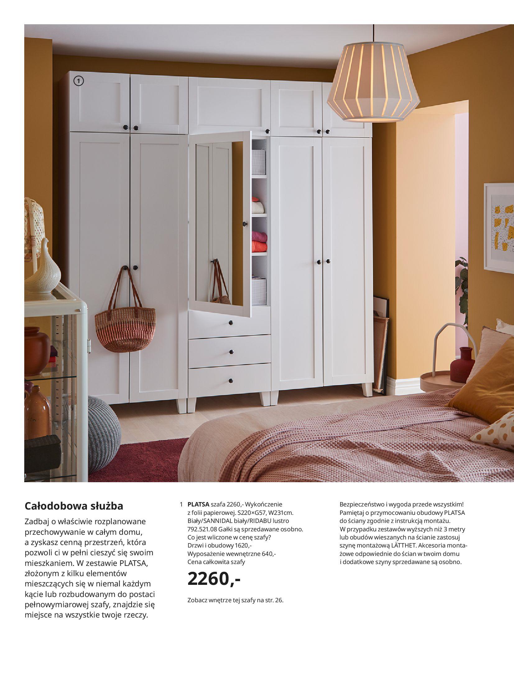 Gazetka IKEA: SZAFY 2021 2021-01-13 page-28