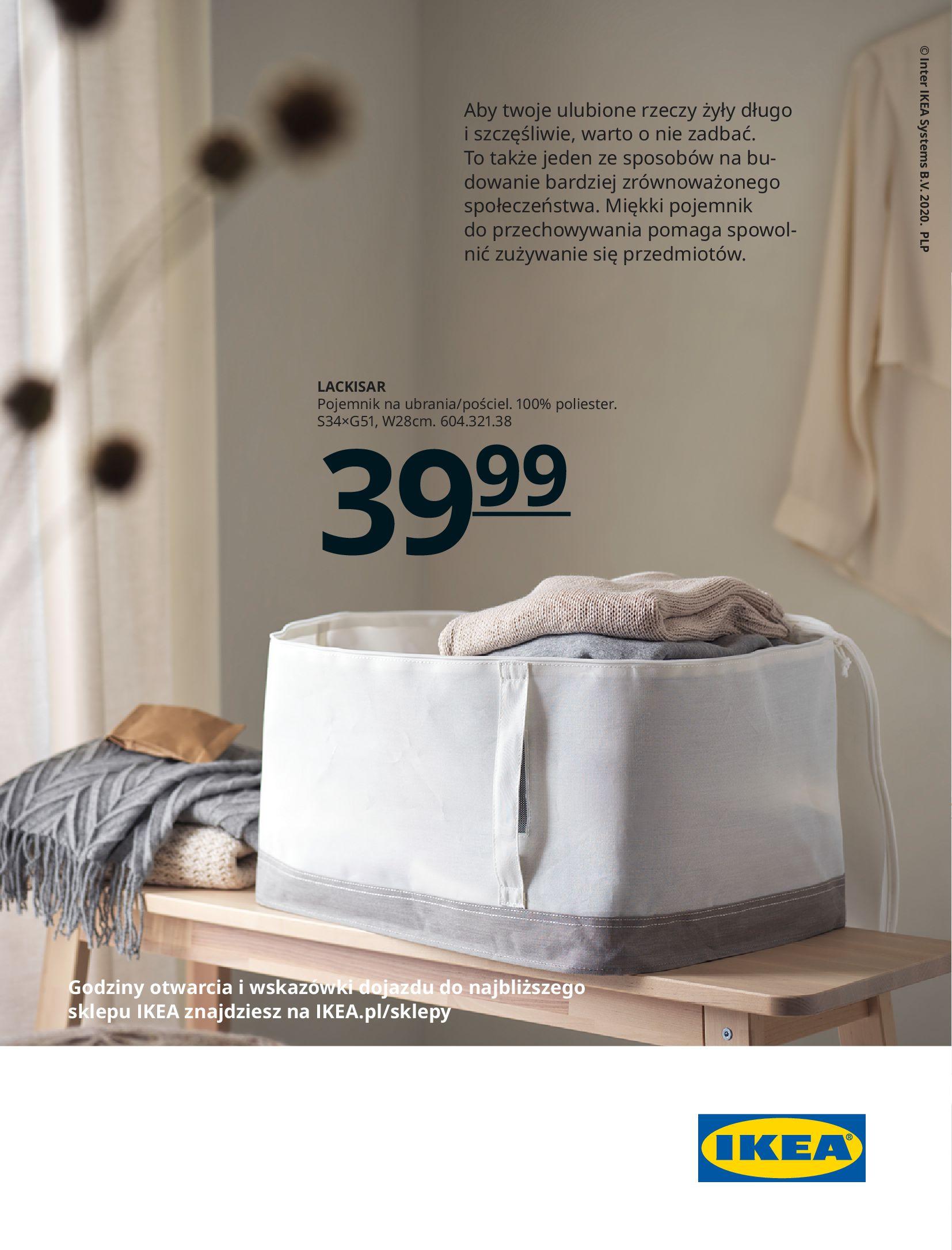 Gazetka IKEA: SZAFY 2021 2021-01-13 page-36