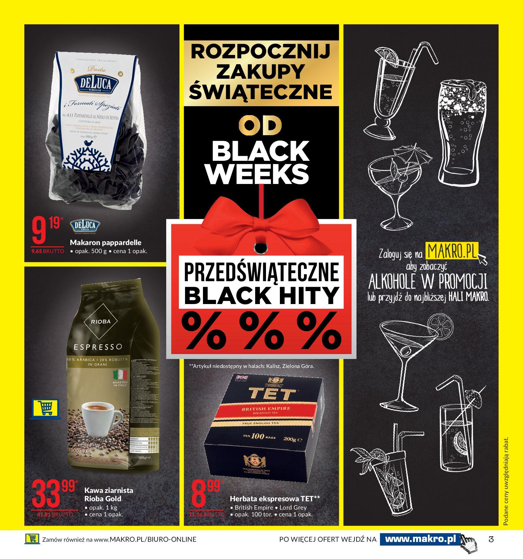 Gazetka Makro - Artykuły spożywcze-04.11.2019-18.11.2019-page-3