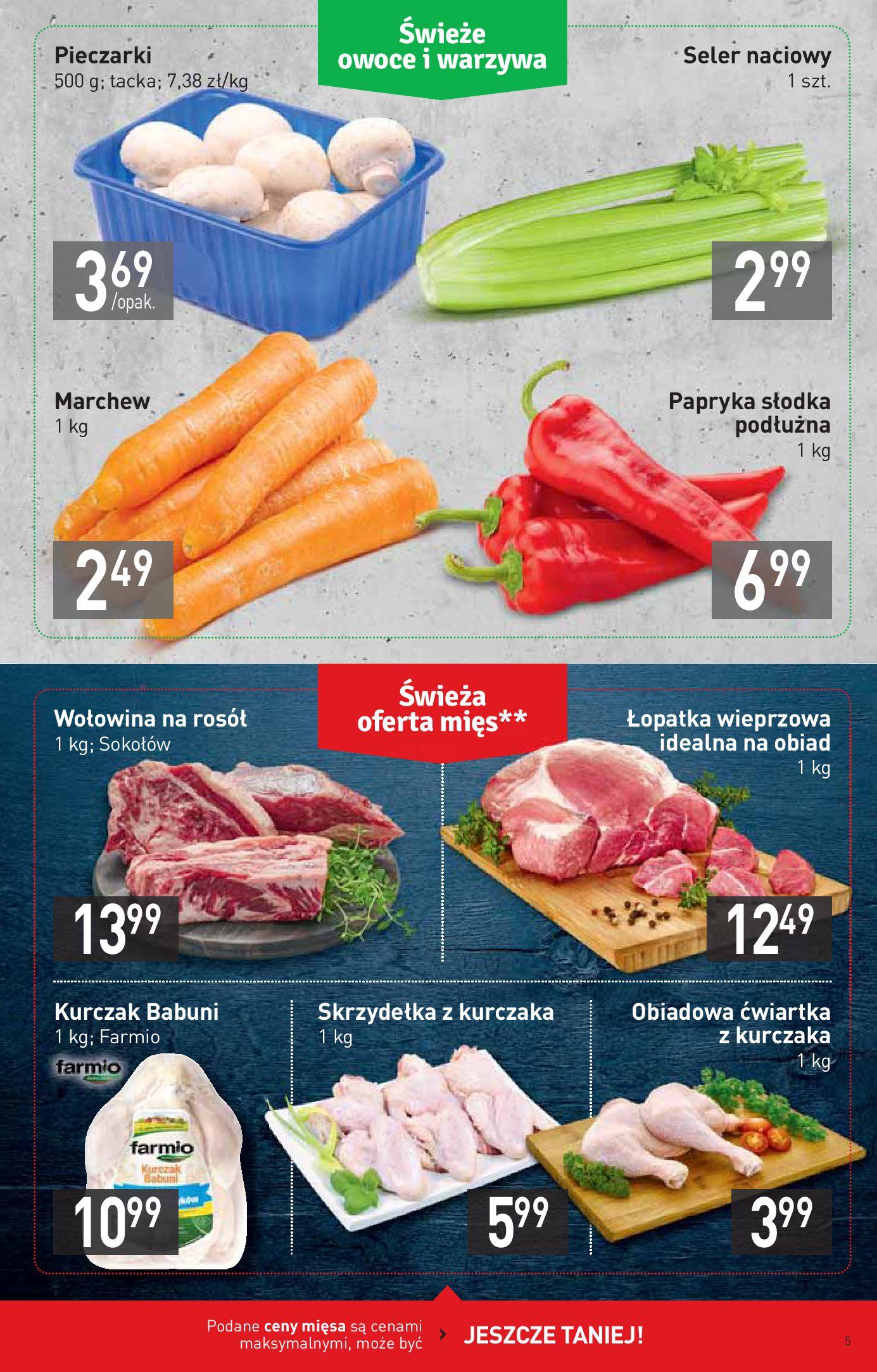 Gazetka Stokrotka Supermarket - Gazetka supermarket-13.08.2019-21.08.2019-page-5
