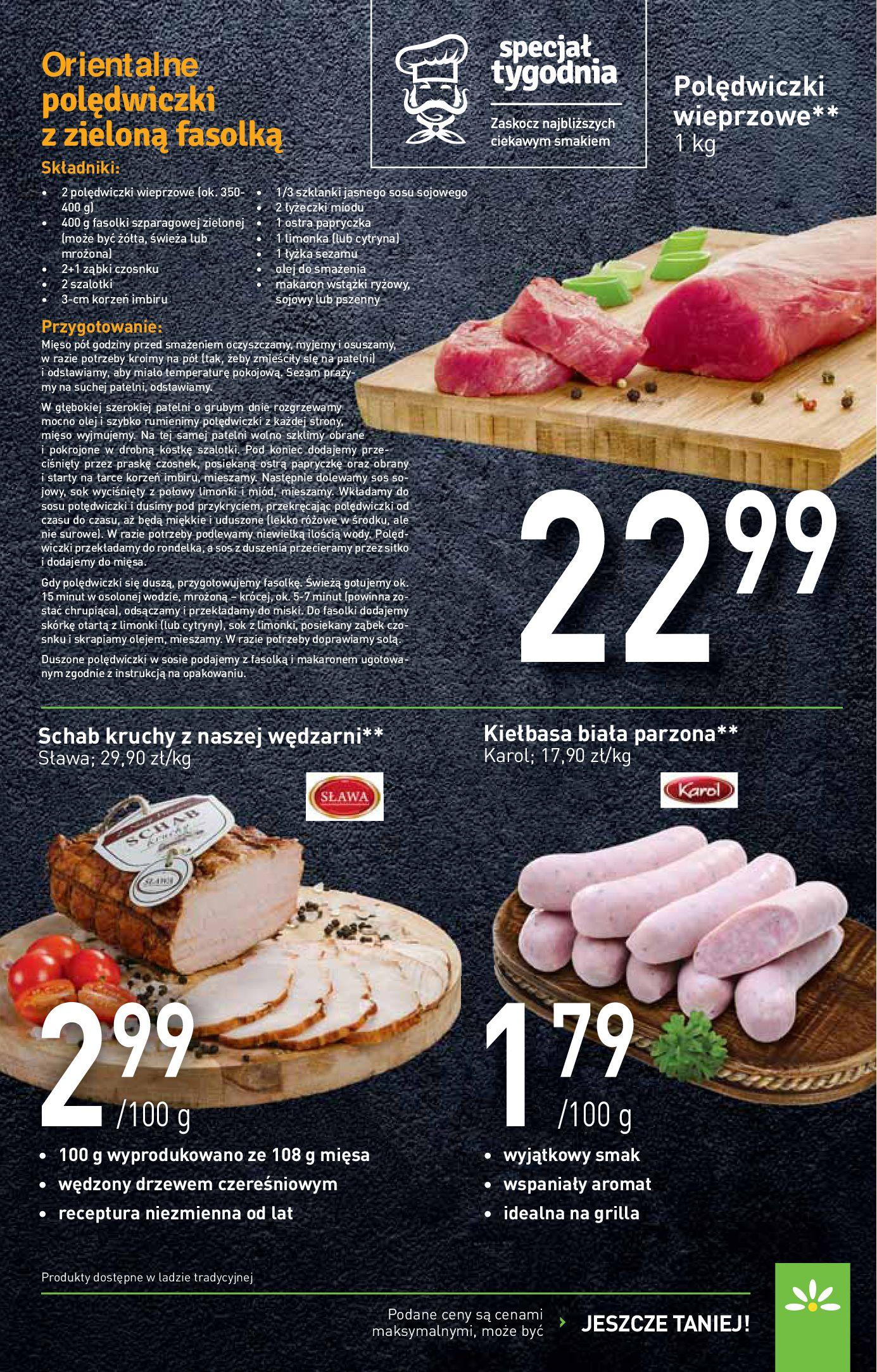 Gazetka Stokrotka Supermarket - Gazetka supermarket-13.08.2019-21.08.2019-page-6