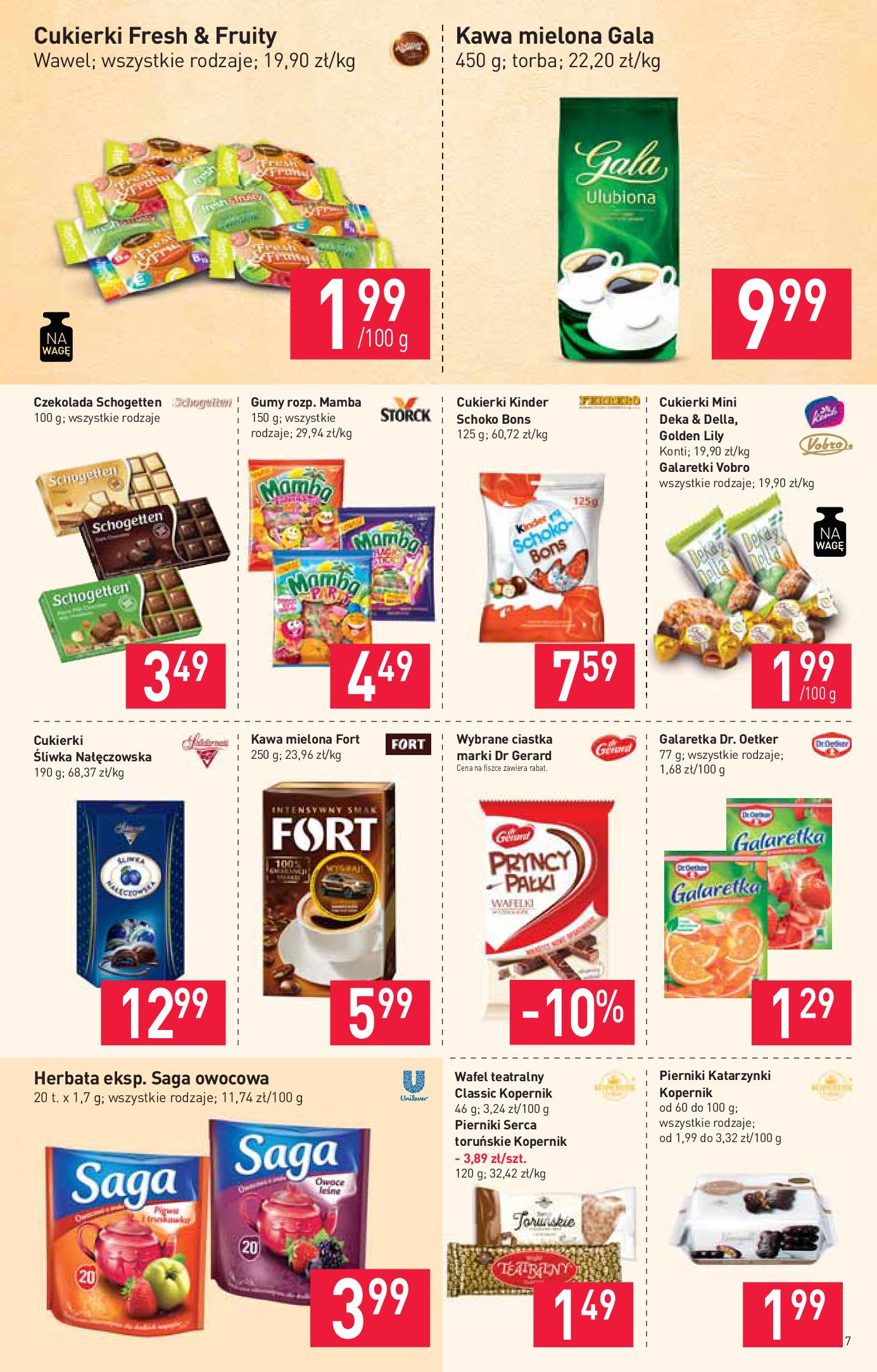 Gazetka Stokrotka Supermarket - Gazetka supermarket-13.08.2019-21.08.2019-page-7