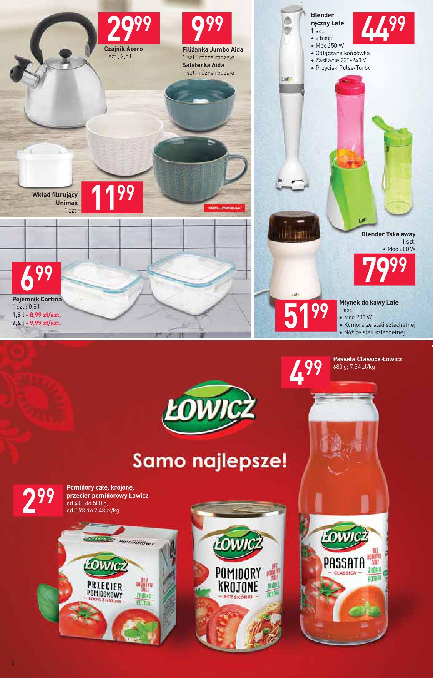Gazetka Stokrotka Supermarket - Gazetka supermarket-13.08.2019-21.08.2019-page-8