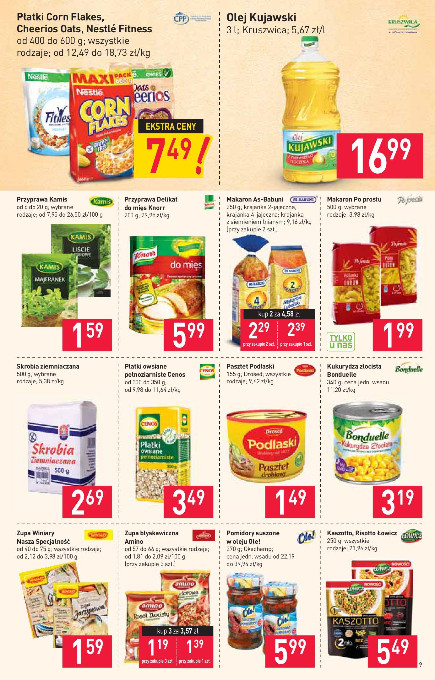 Gazetka Stokrotka Supermarket - Gazetka supermarket-13.08.2019-21.08.2019-page-9