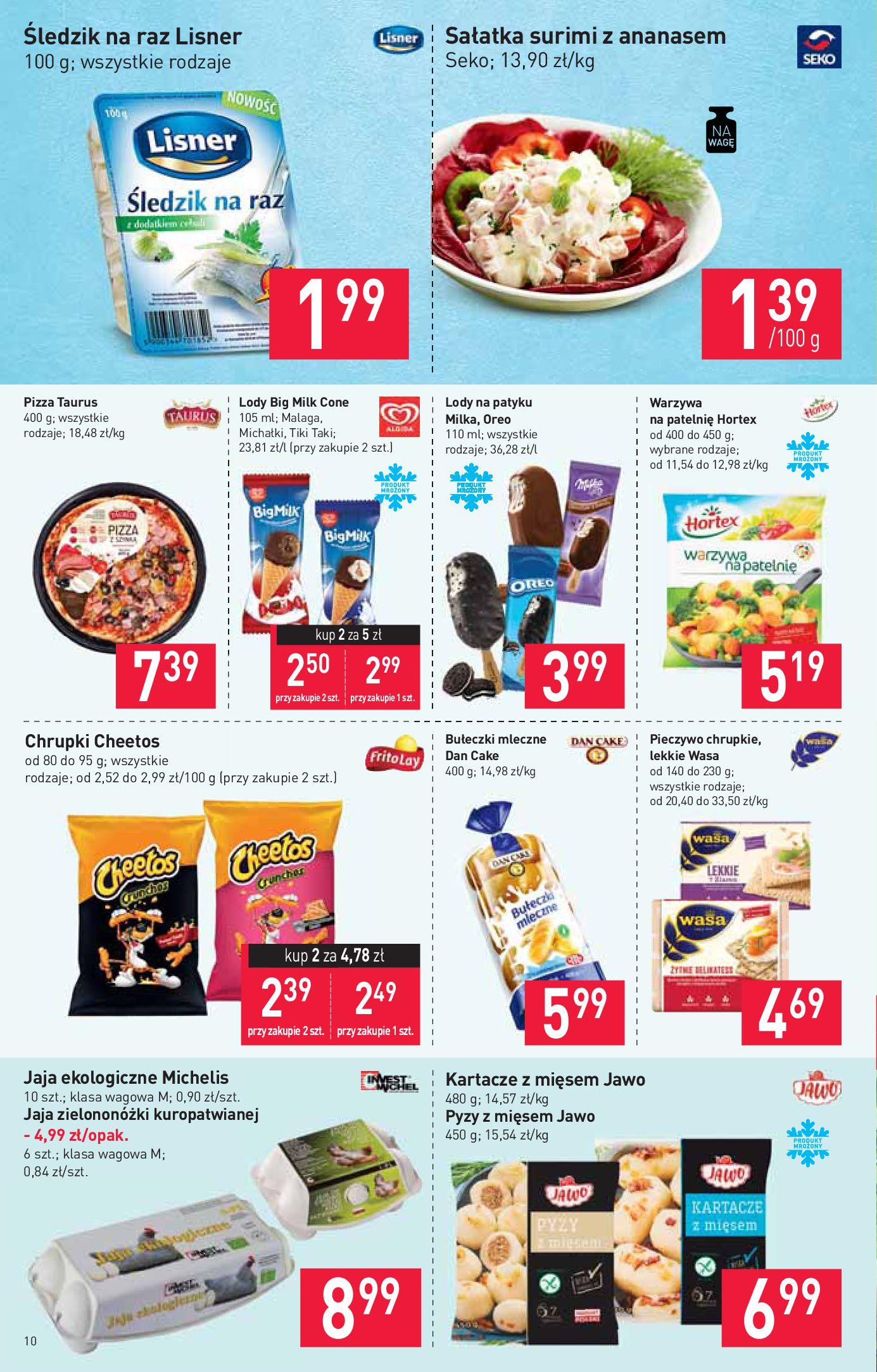 Gazetka Stokrotka Supermarket - Gazetka supermarket-13.08.2019-21.08.2019-page-10