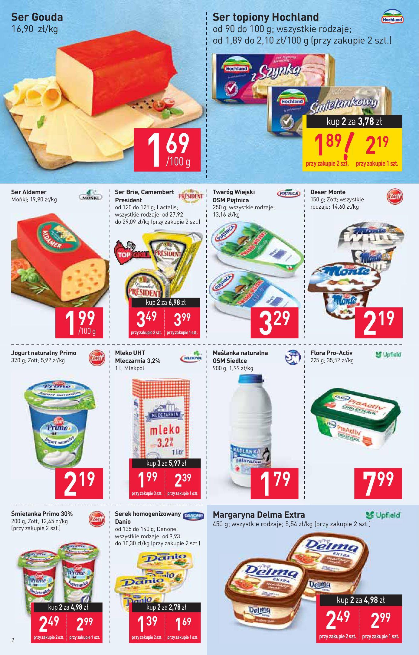 Gazetka Stokrotka Supermarket - Gazetka supermarket-13.08.2019-21.08.2019-page-2