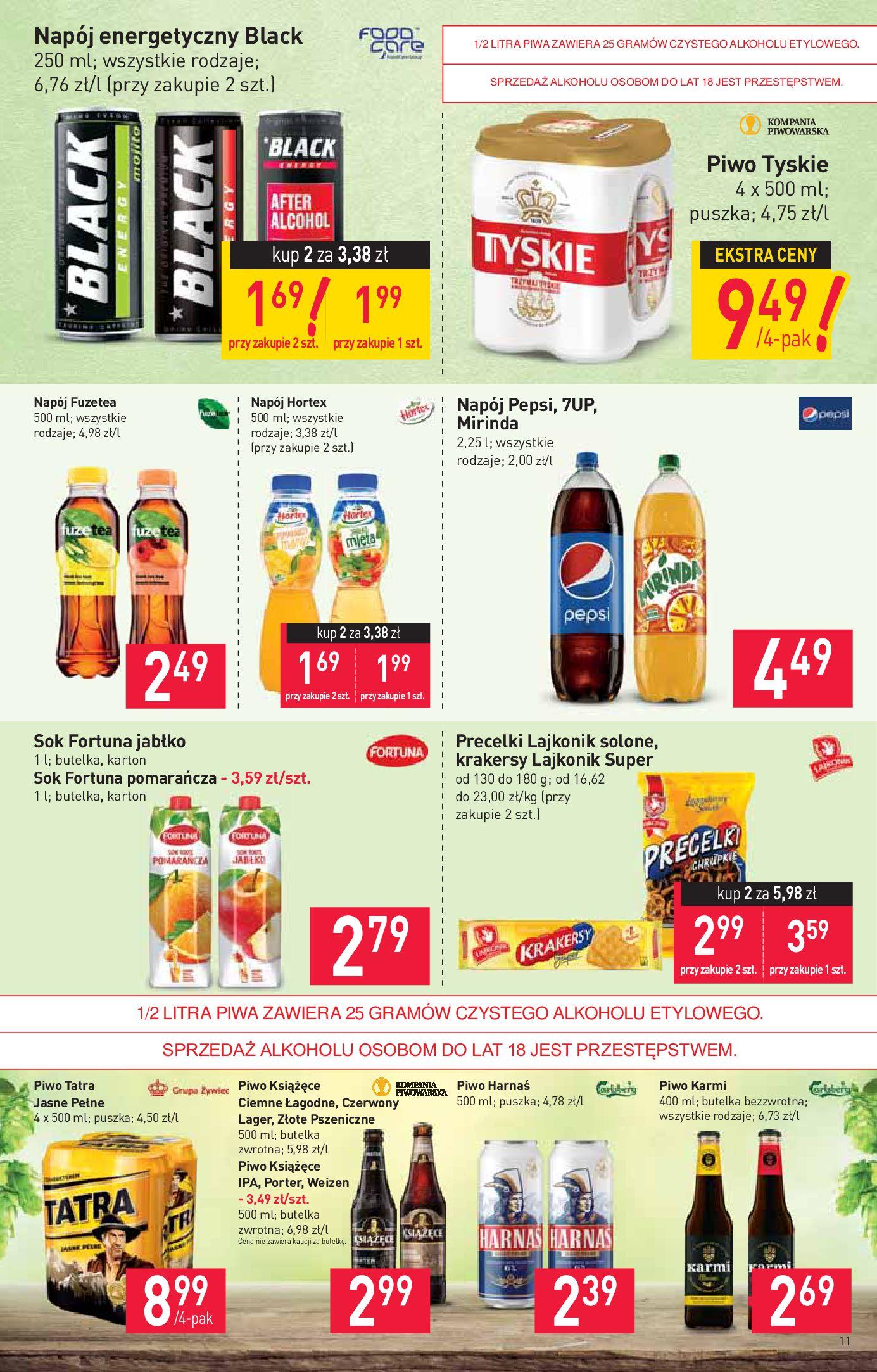 Gazetka Stokrotka Supermarket - Gazetka supermarket-13.08.2019-21.08.2019-page-11