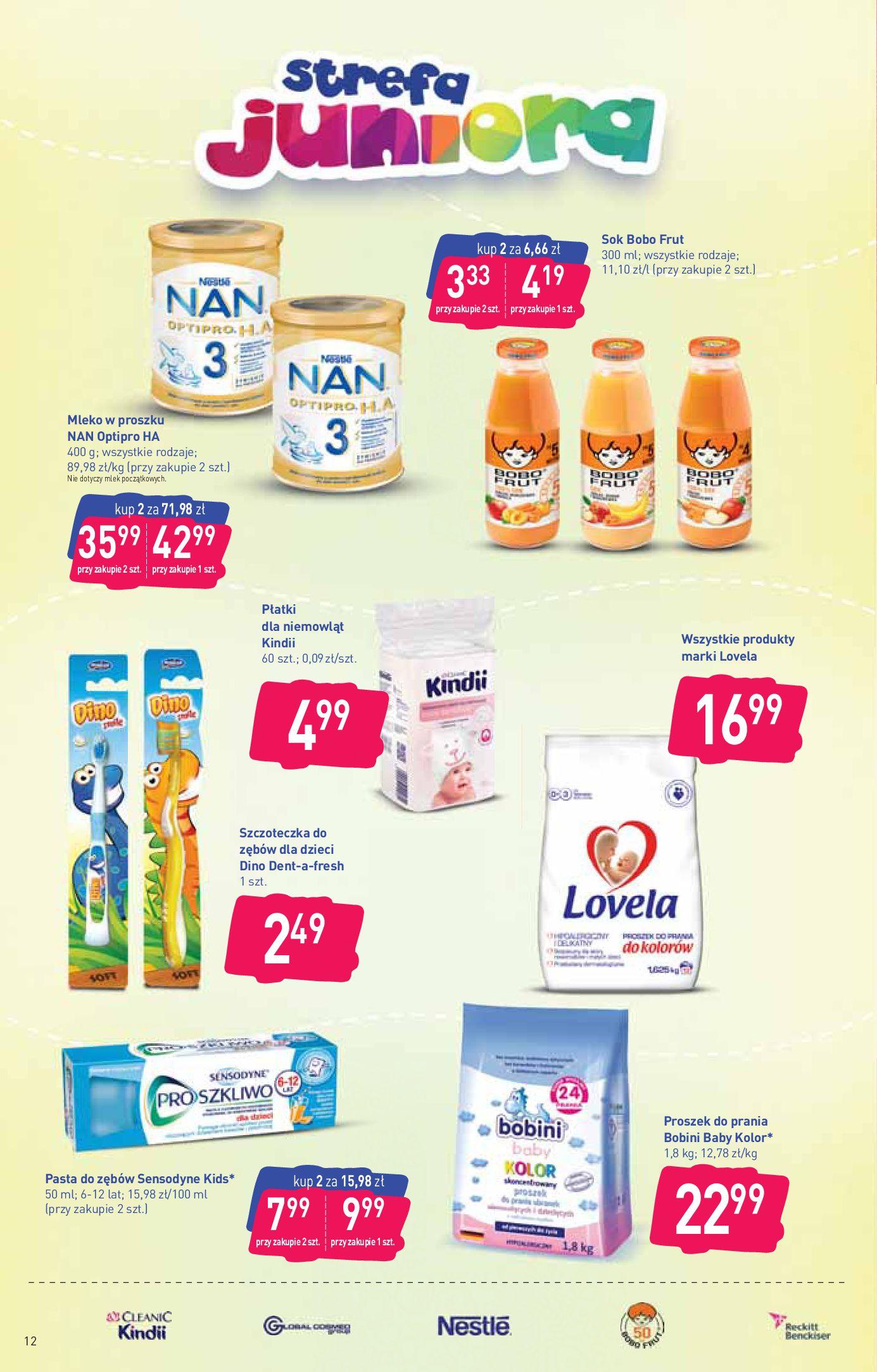 Gazetka Stokrotka Supermarket - Gazetka supermarket-13.08.2019-21.08.2019-page-12
