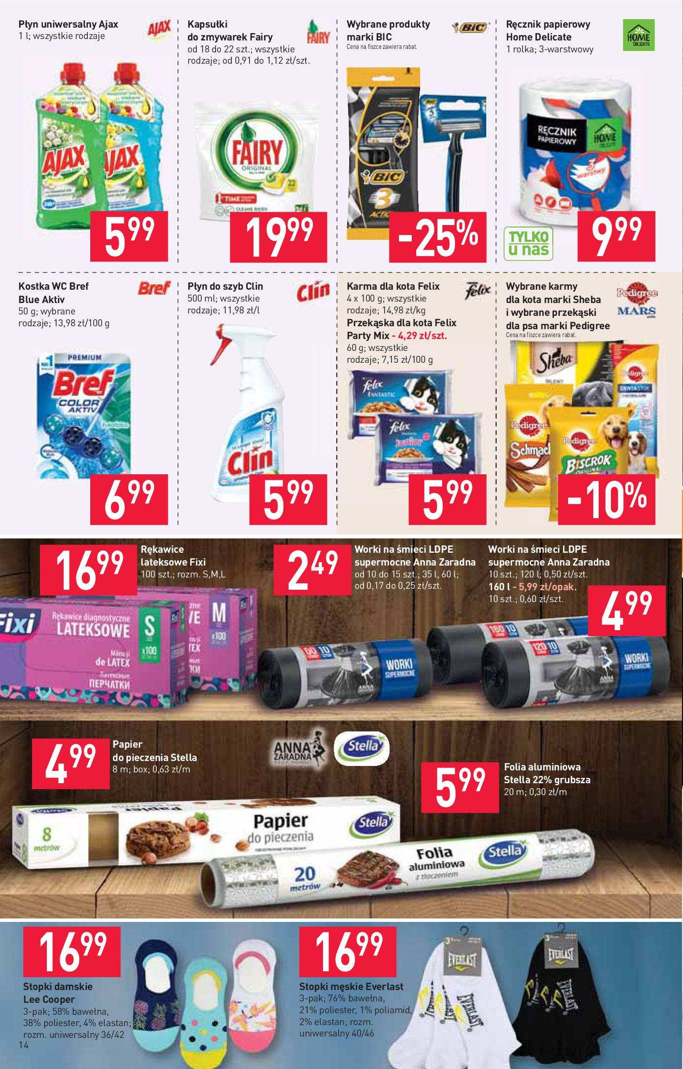 Gazetka Stokrotka Supermarket - Gazetka supermarket-13.08.2019-21.08.2019-page-14
