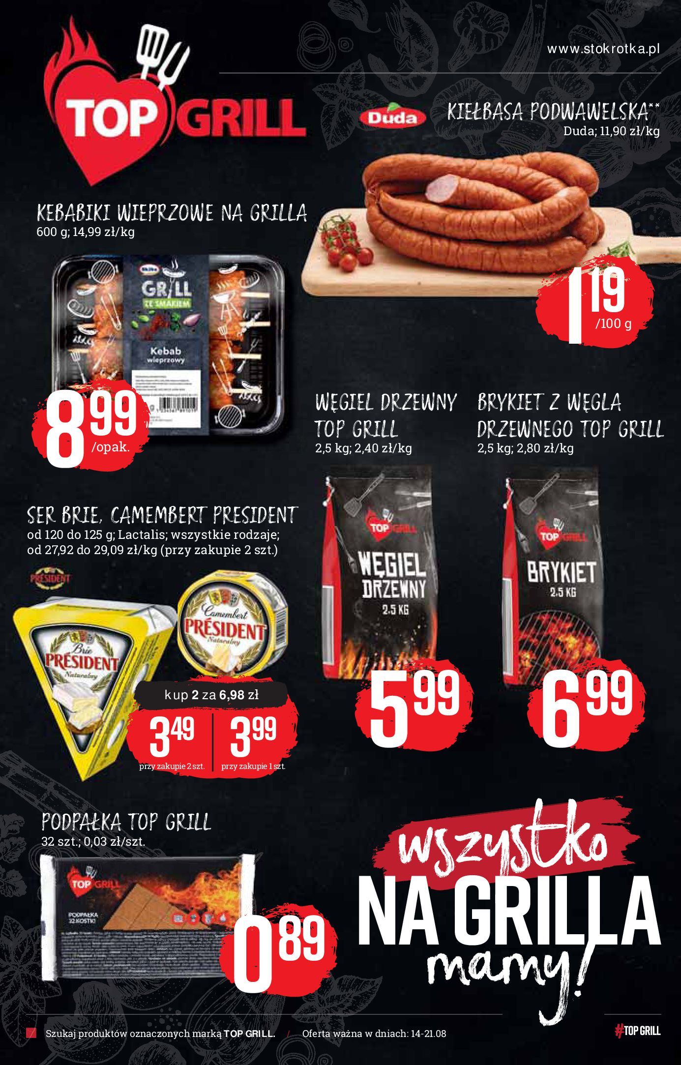 Gazetka Stokrotka Supermarket - Gazetka supermarket-13.08.2019-21.08.2019-page-3