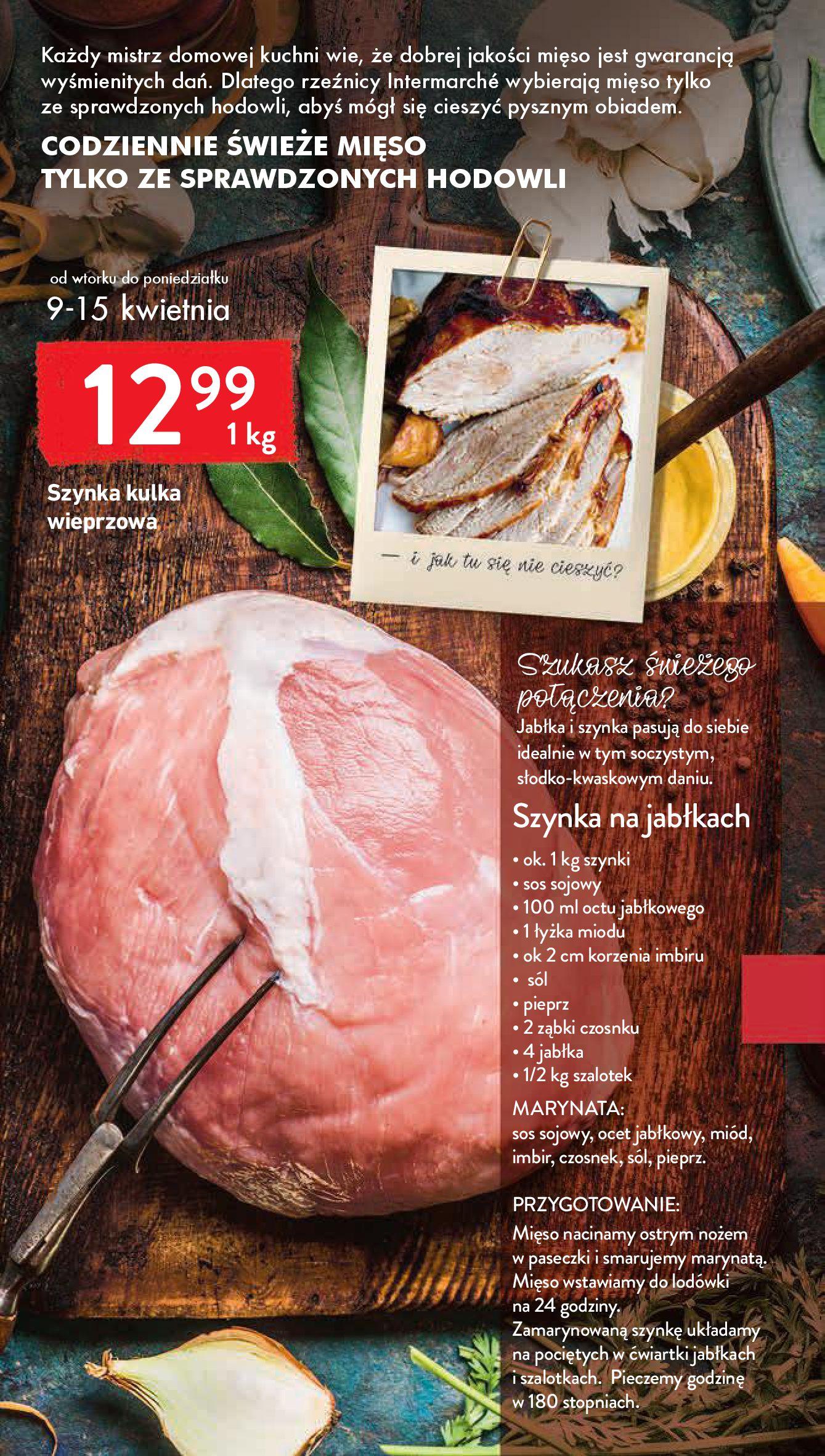 Gazetka Intermarché - Święta z wypiekami-08.04.2019-15.04.2019-page-