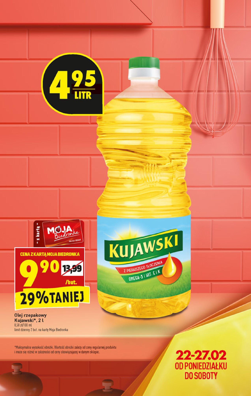 Gazetka Biedronka: Gazetka promocyjna od 22.02 2021-02-22 page-7