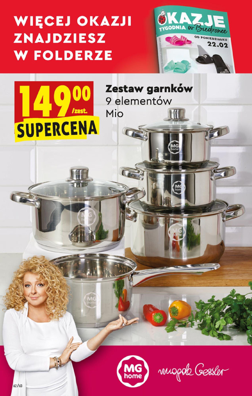 Gazetka Biedronka: Gazetka promocyjna od 22.02 2021-02-22 page-62