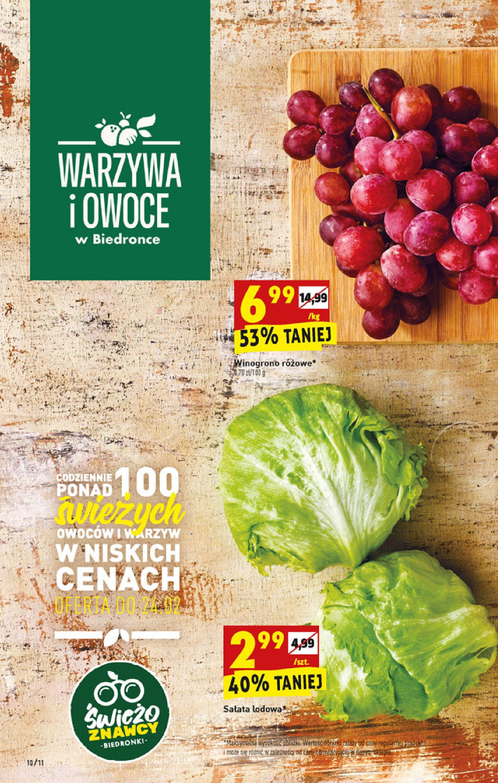 Gazetka Biedronka: Gazetka promocyjna od 22.02 2021-02-22 page-10