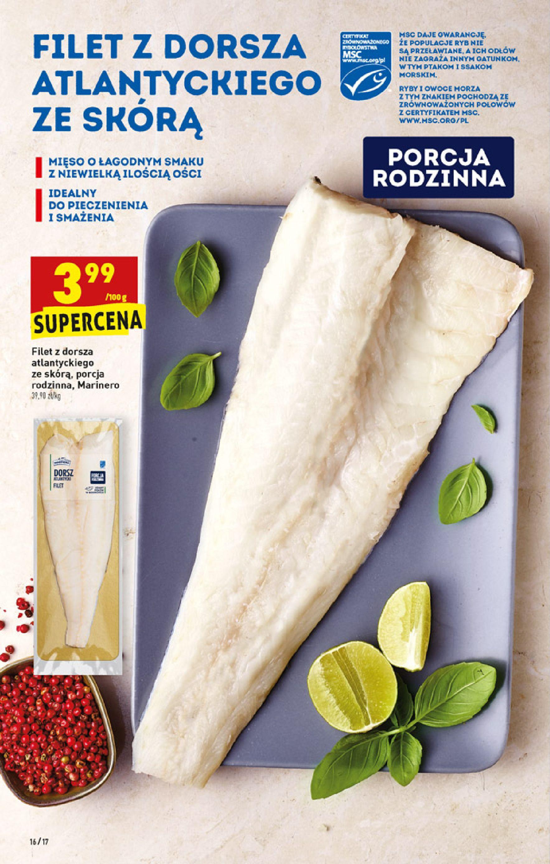 Gazetka Biedronka: Gazetka promocyjna od 22.02 2021-02-22 page-16