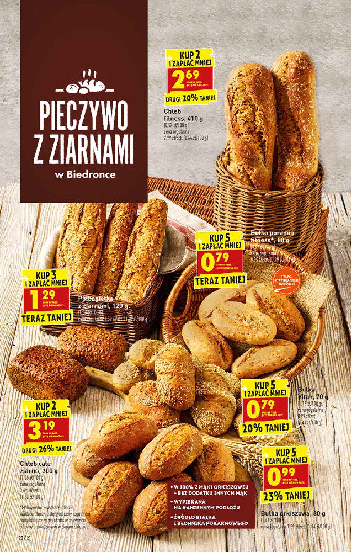 Gazetka Biedronka: Gazetka promocyjna od 22.02 2021-02-22 page-20